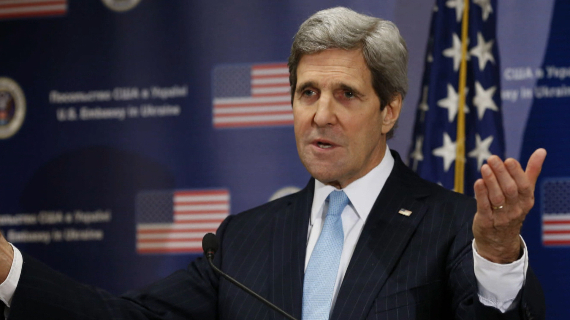 Kerry, White House issue new warning to...