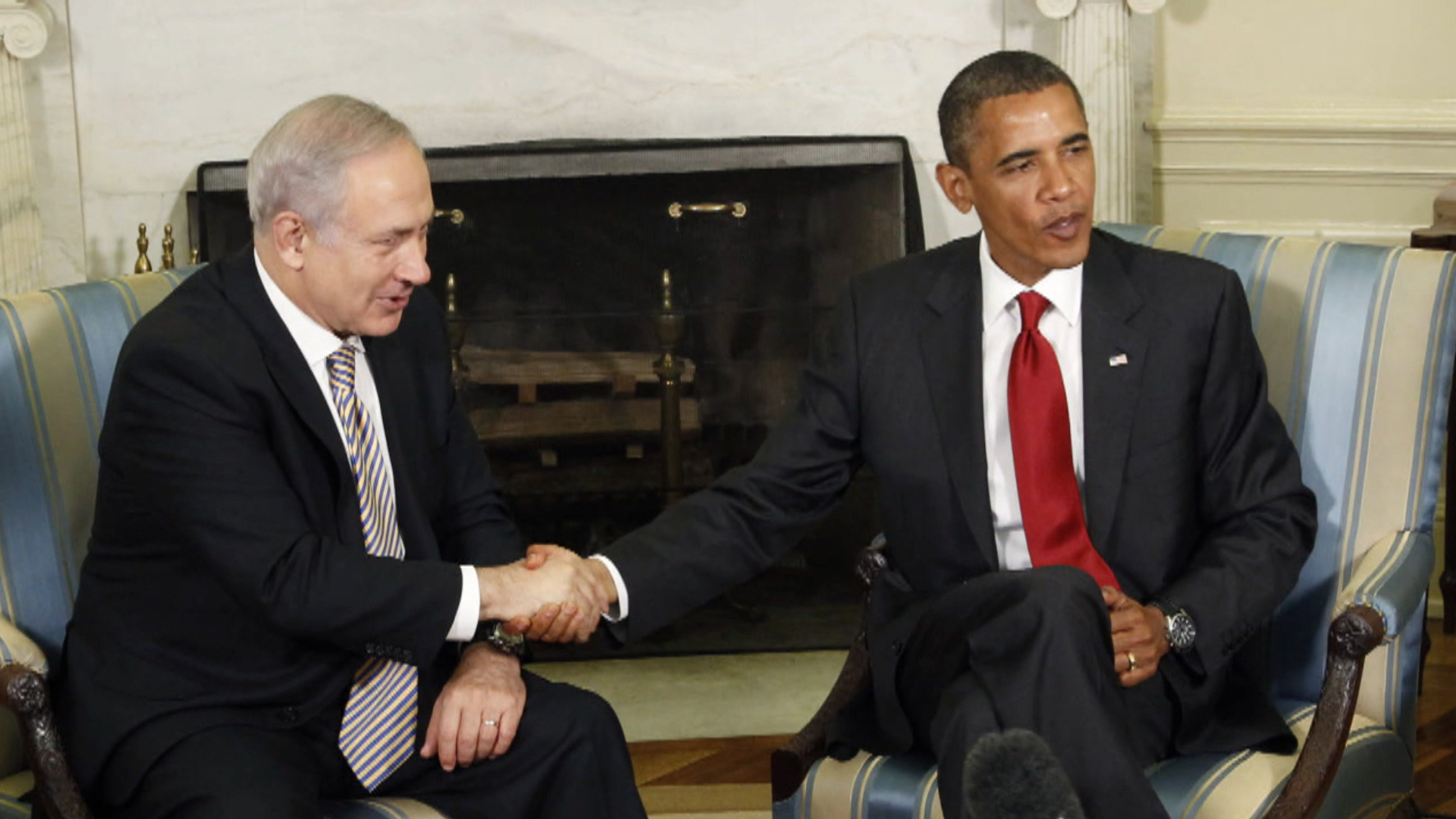 Obama offers tough love to Israeli PM