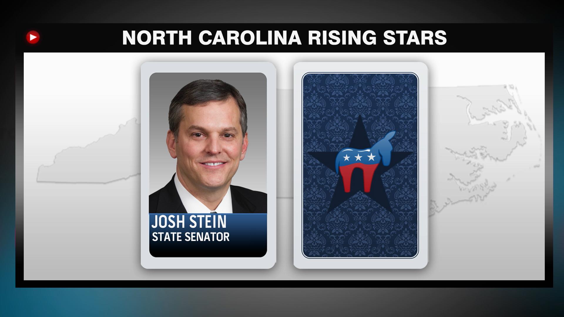 North Carolina's rising political stars