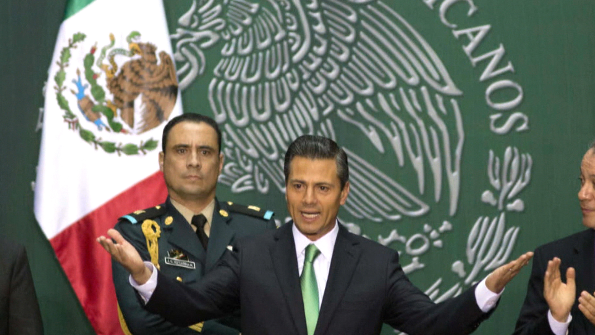 The two sides of Mexico