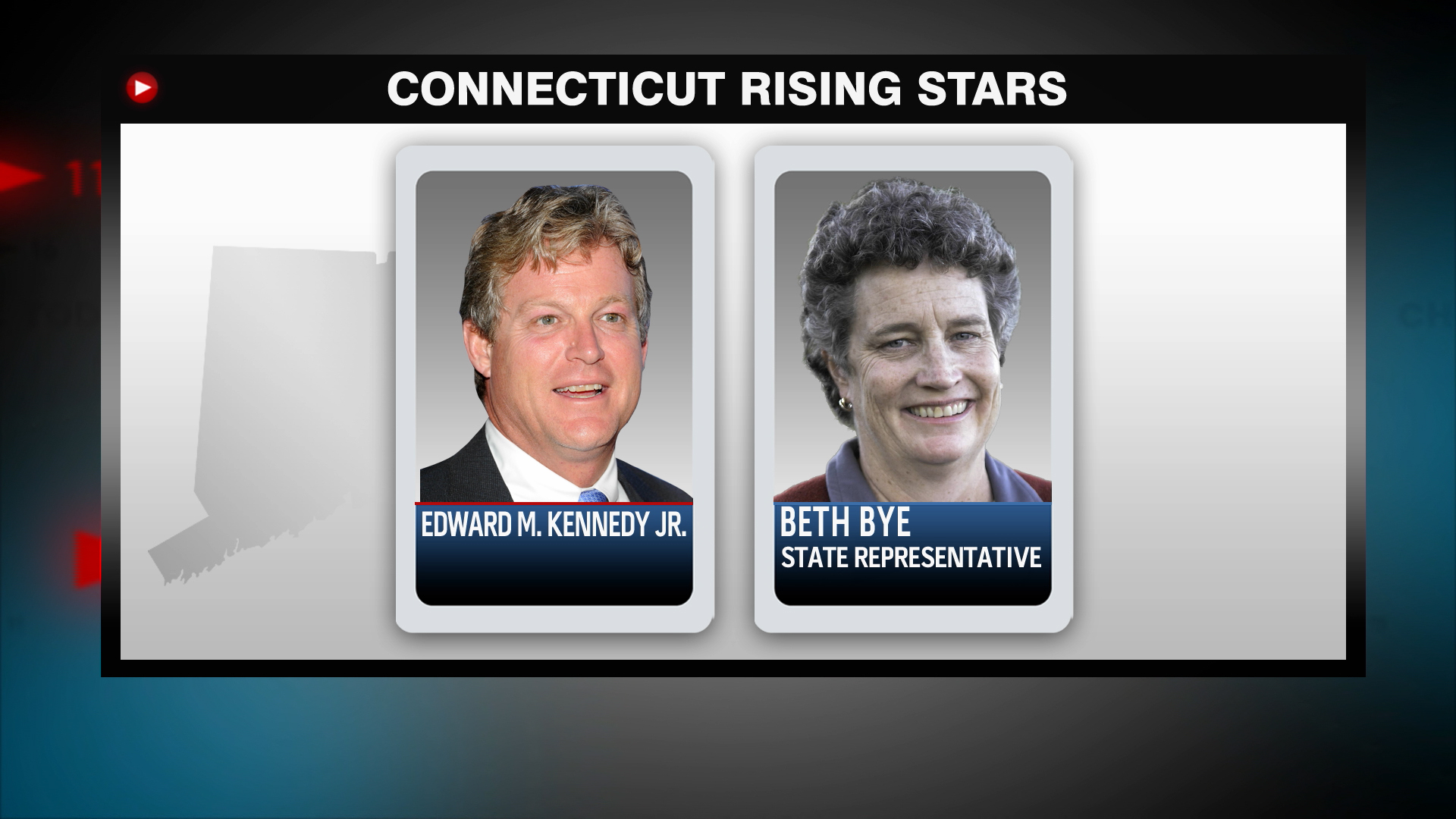 Connecticut and Rhode Island's rising stars