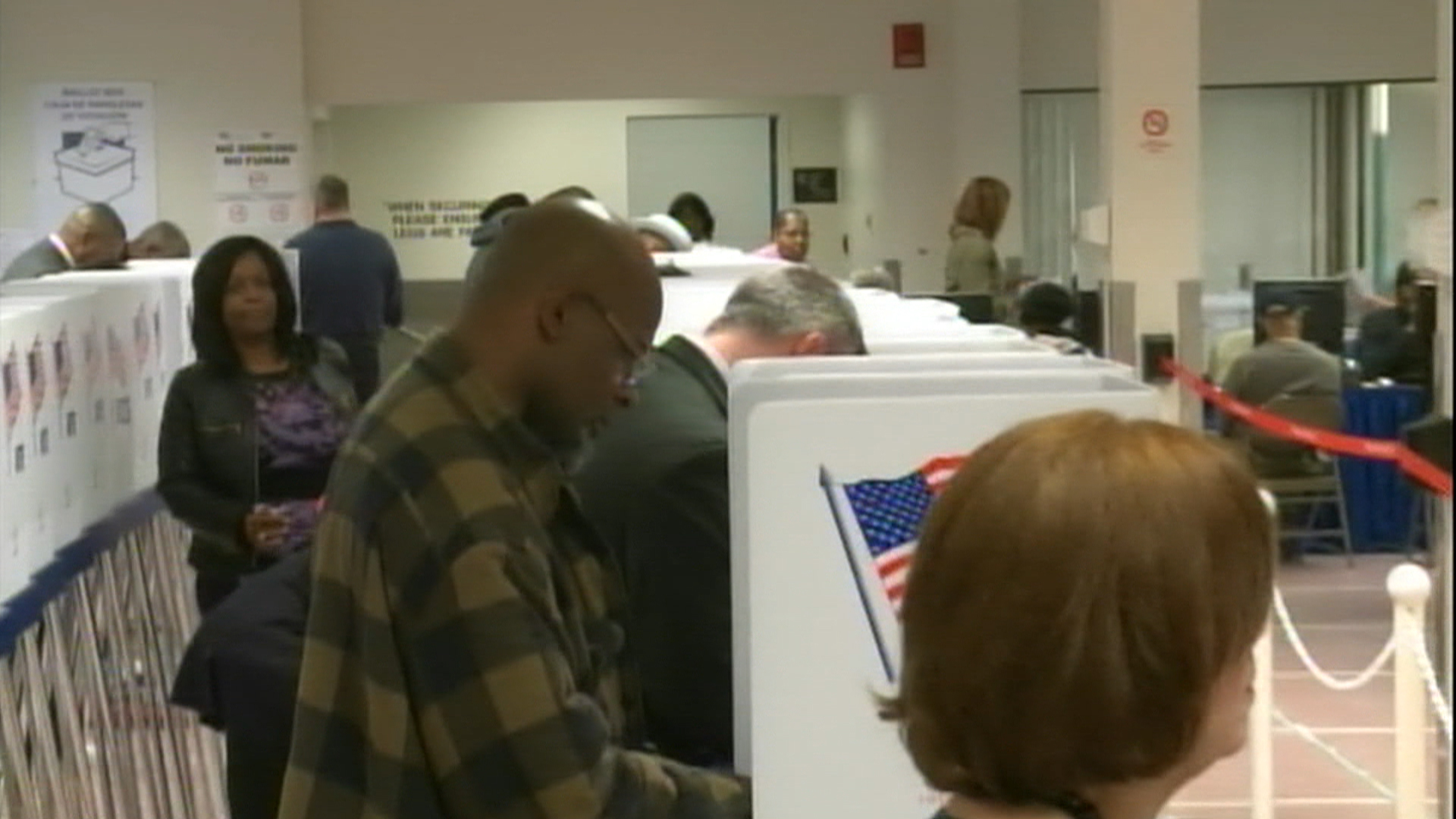 Ohio voting restrictions challenged in court