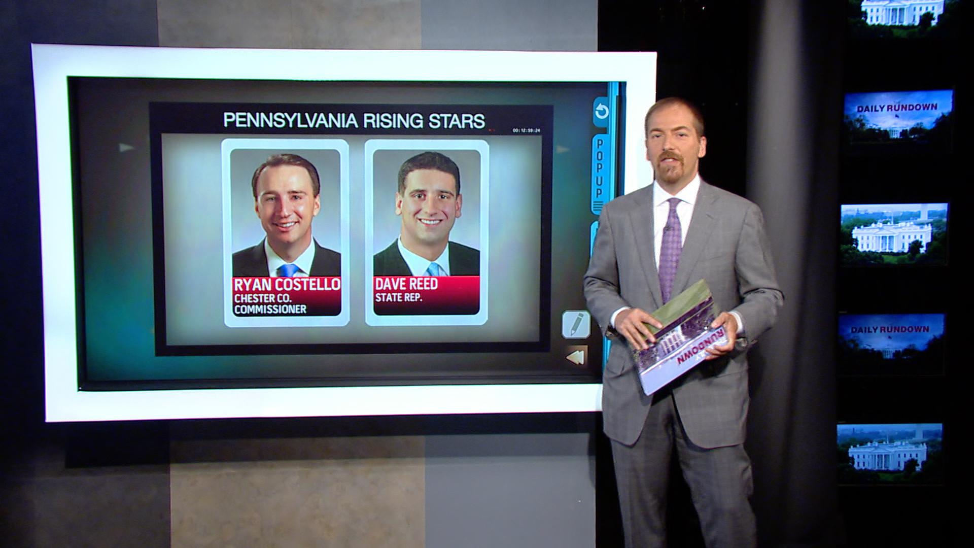 Meet Pennsylvania's rising political stars