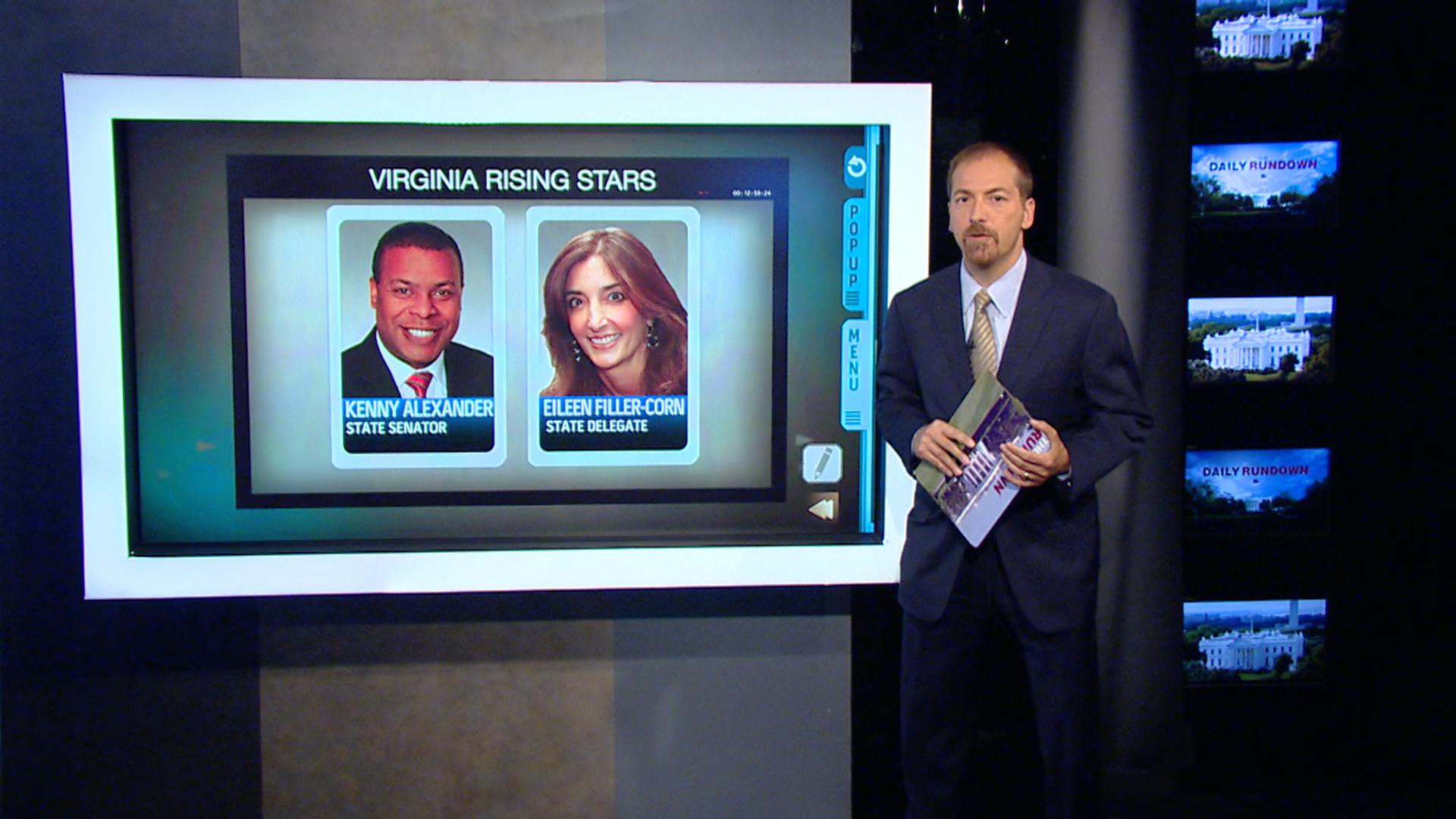 Meet the rising stars in Virginia