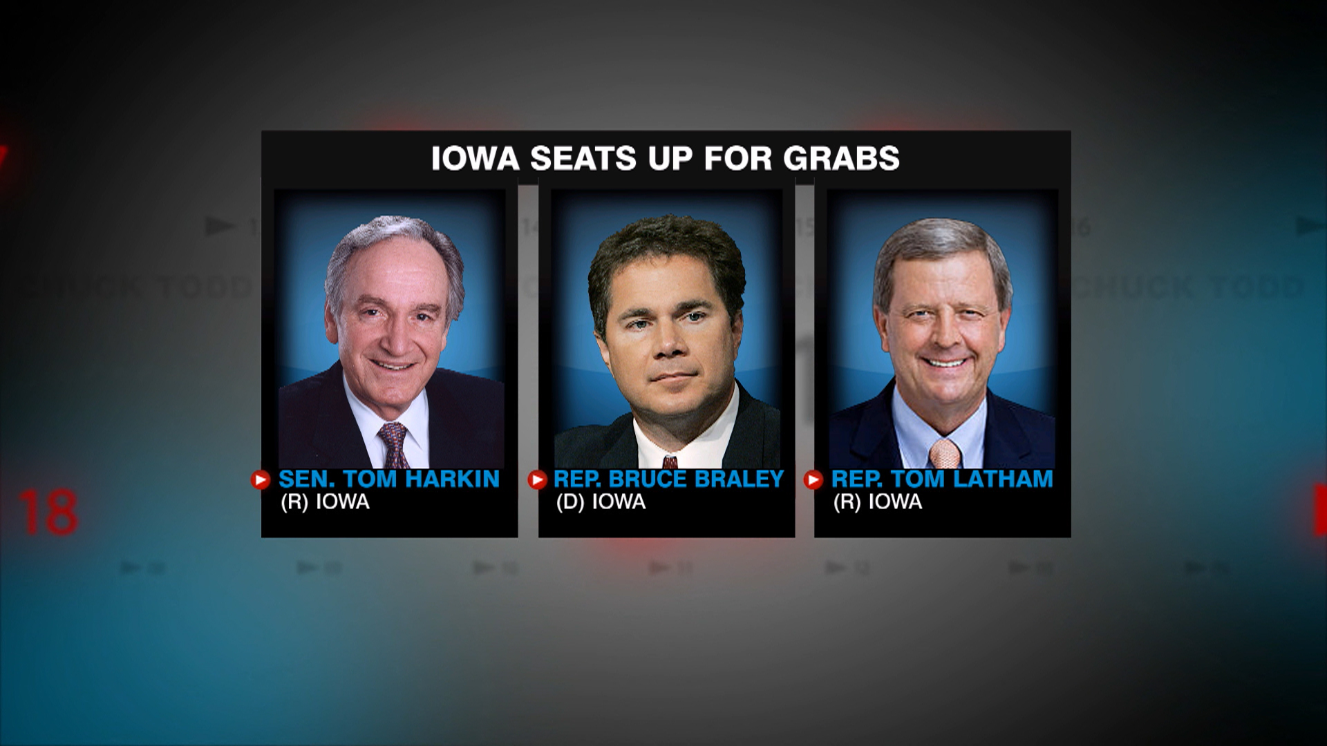 Disconnect in Iowa may be a problem in caucus