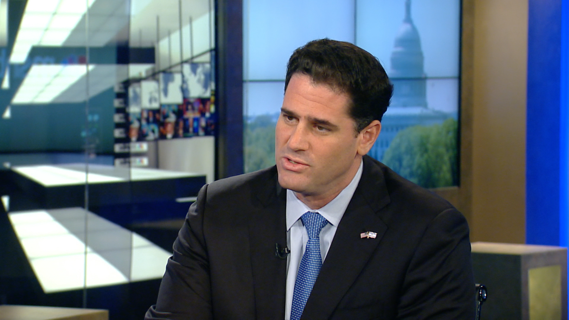 Web-exclusive: Ambassador Ron Dermer