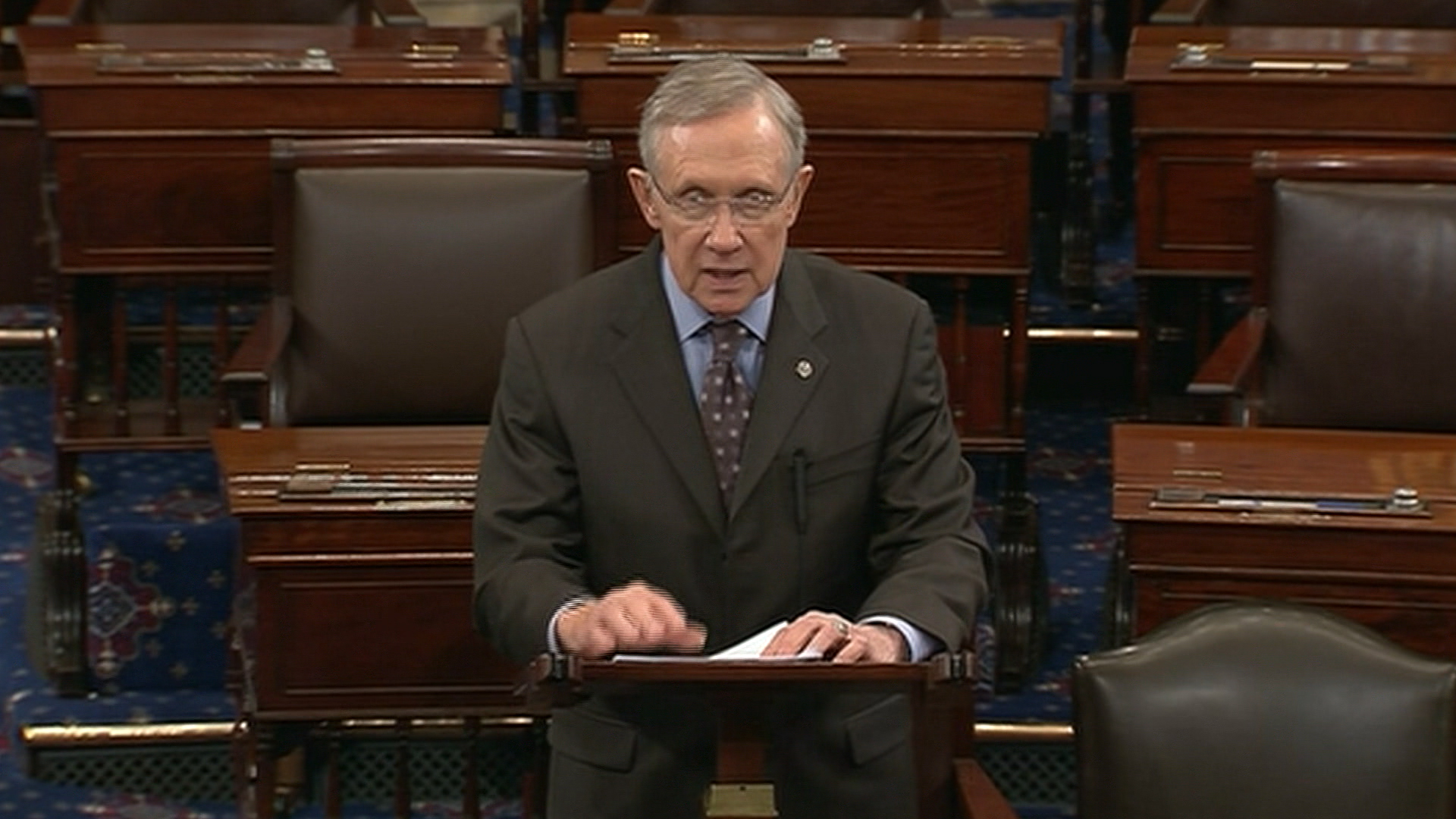 Reid accuses GOP of Koch 'addiction'