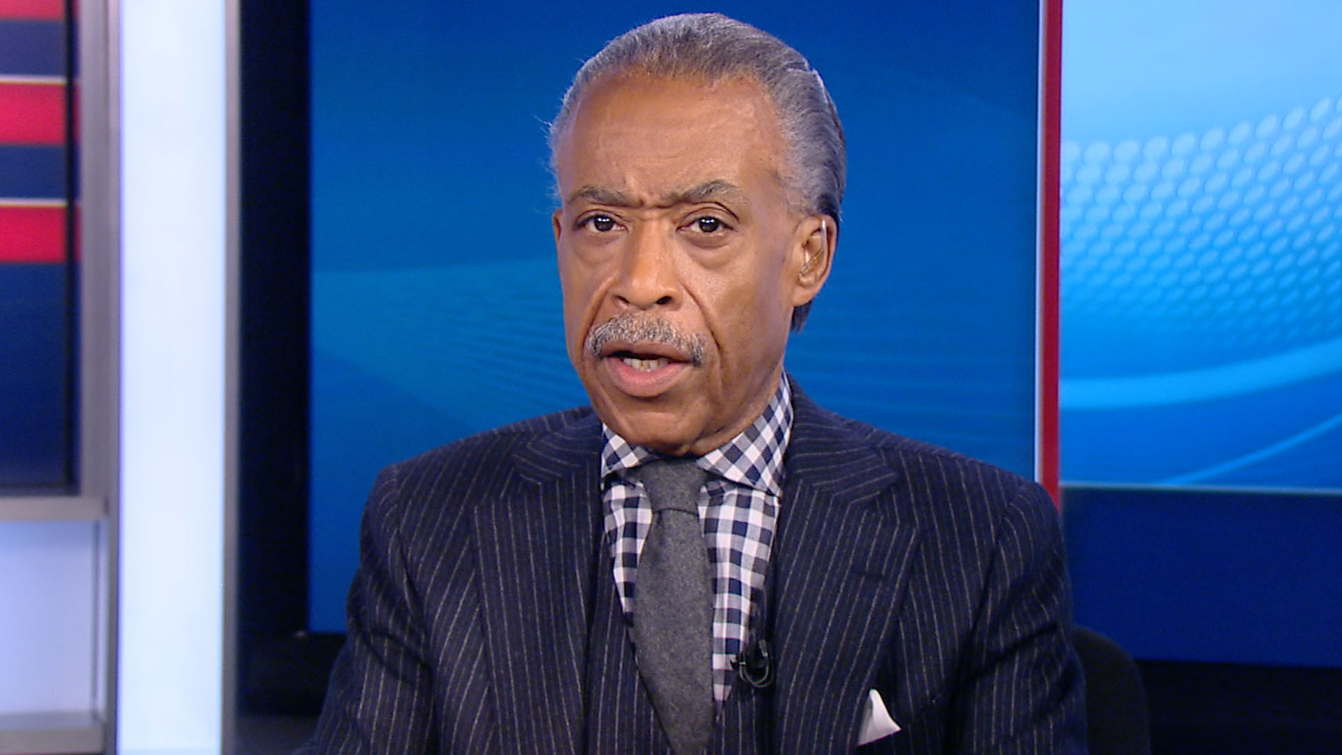 'The blacks'? Sharpton calls out Scalia