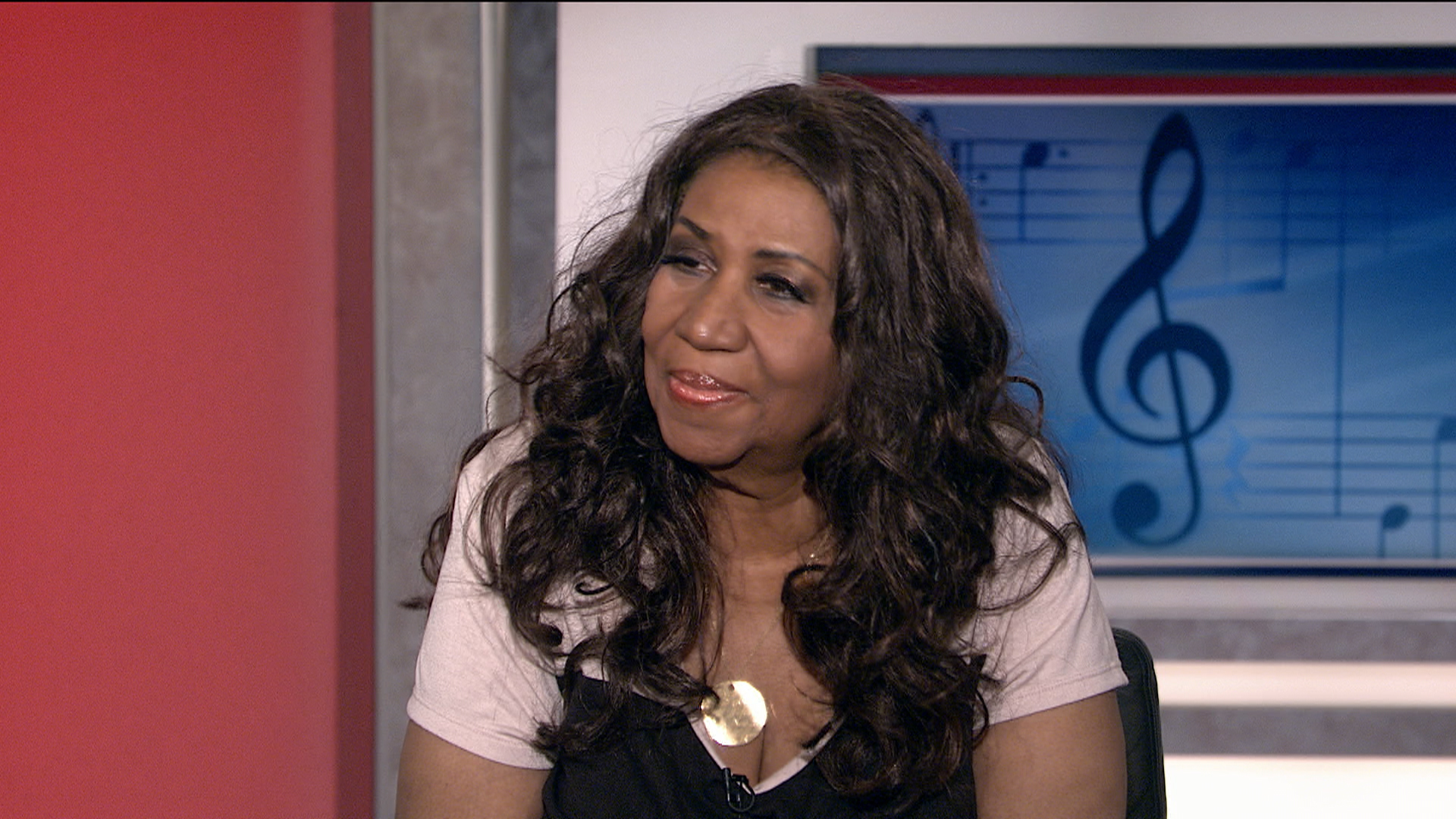 Aretha Franklin's connection to Dr. King