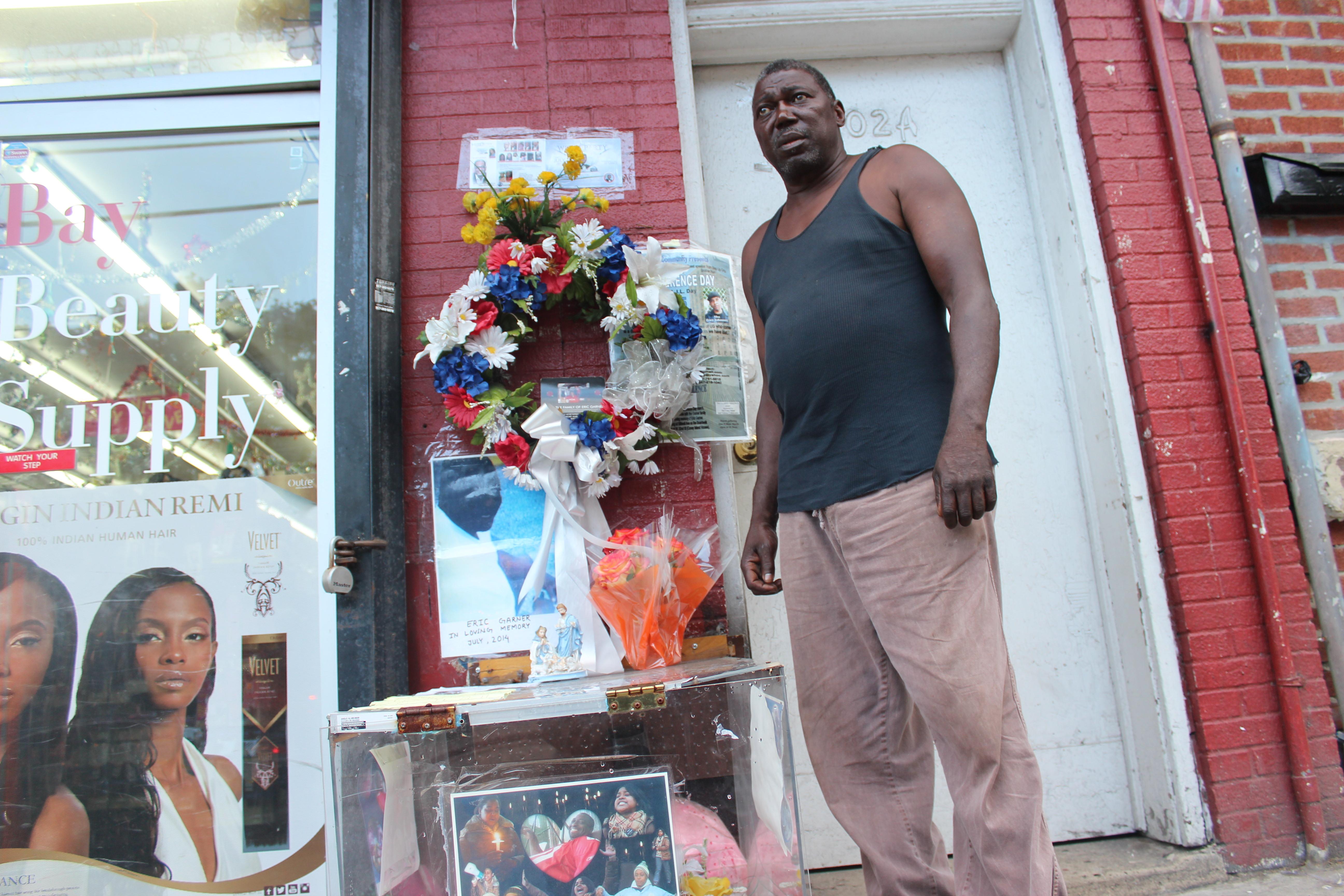Eric Garner: One year later