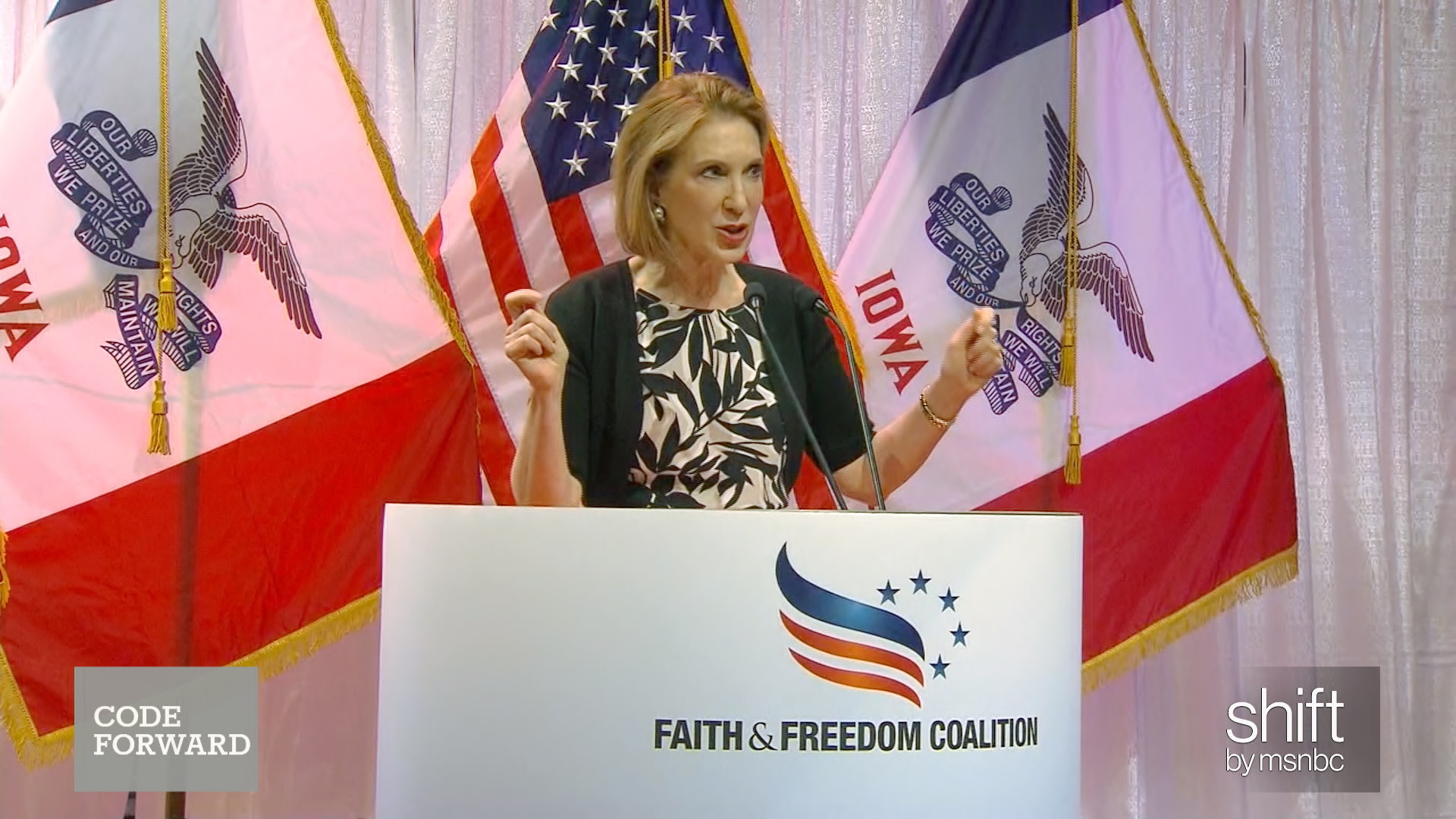 Will tech-world baggage hurt Carly Fiorina?