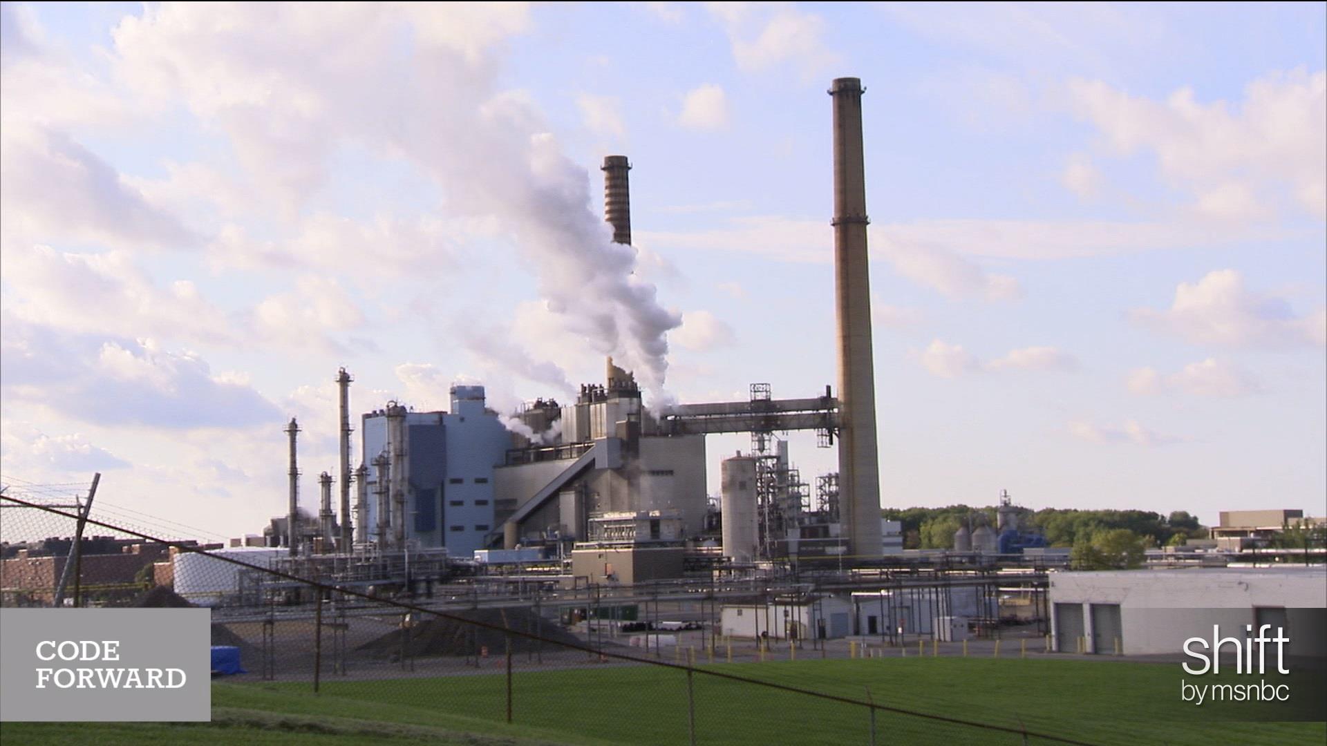 New tech transforms CO2 into usable fuel