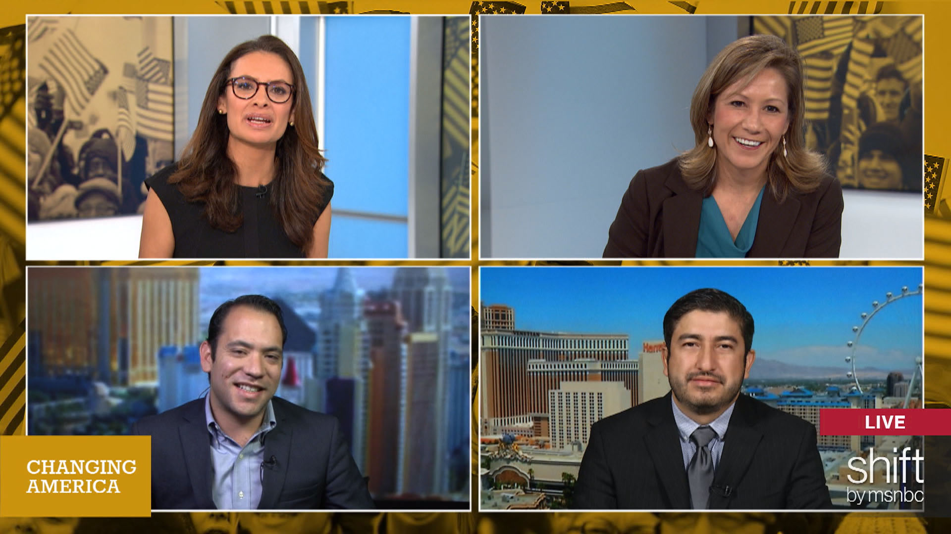Why democratic campaigns attract Latinos