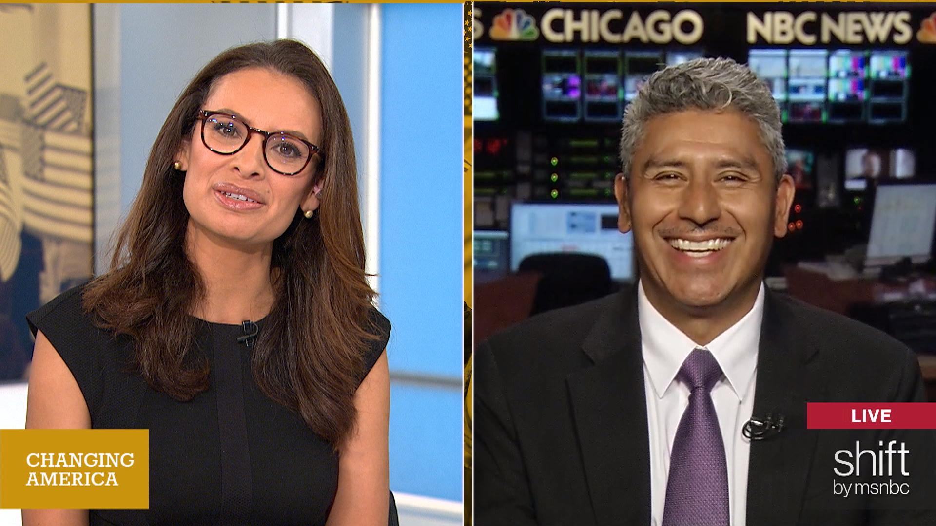 Latino community leader shocked by award