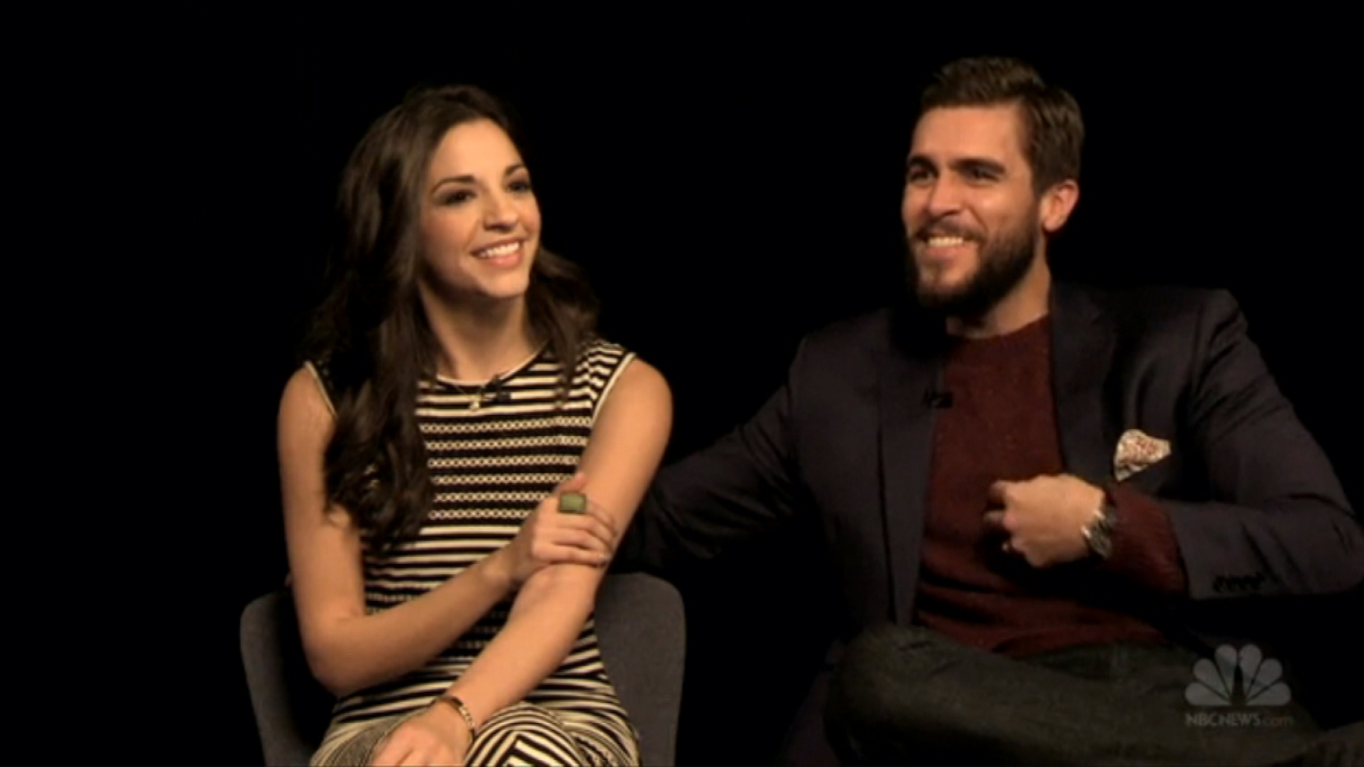 Latinos take on Broadway with 'On Your Feet'