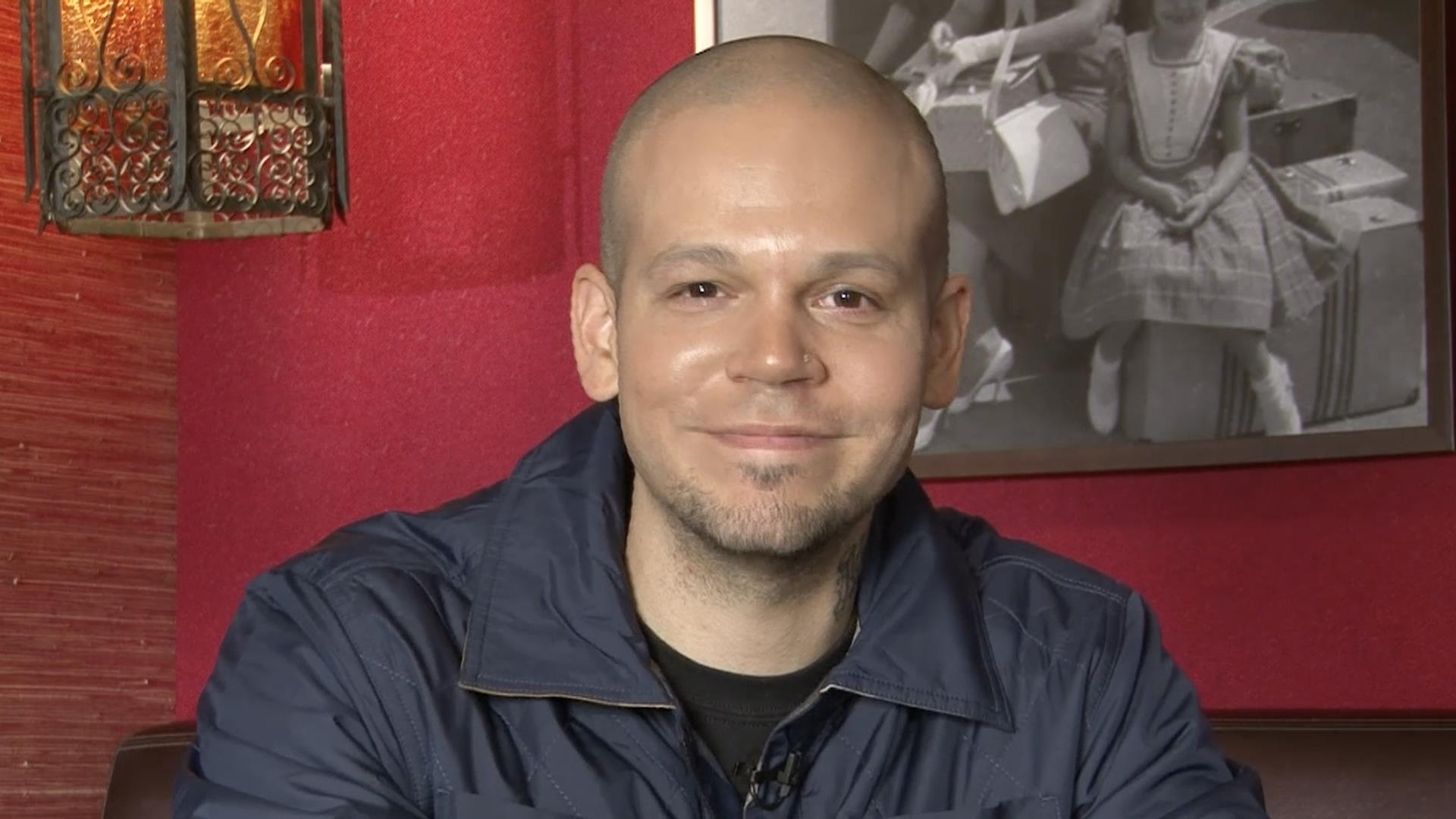 Calle 13's Rene on his career, inspiration