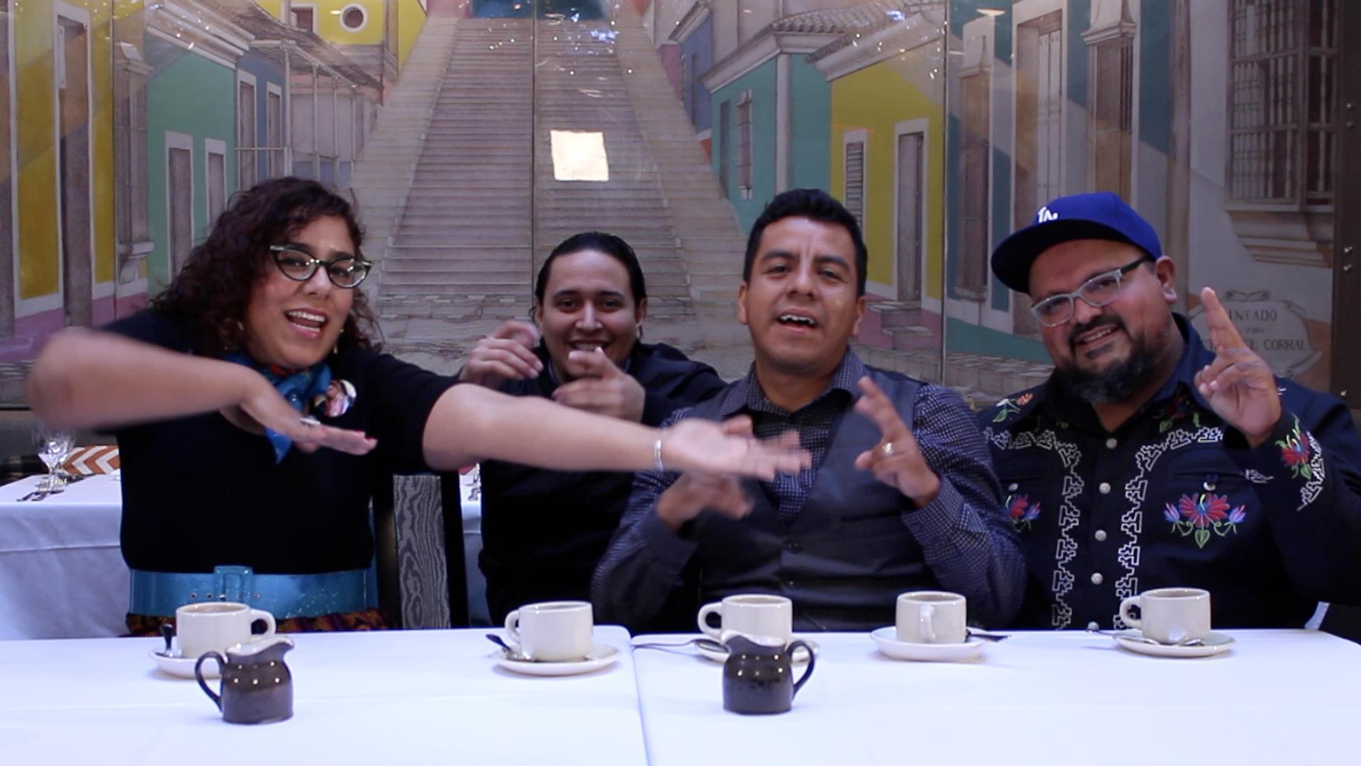 Latin pop band urges Latinos to vote