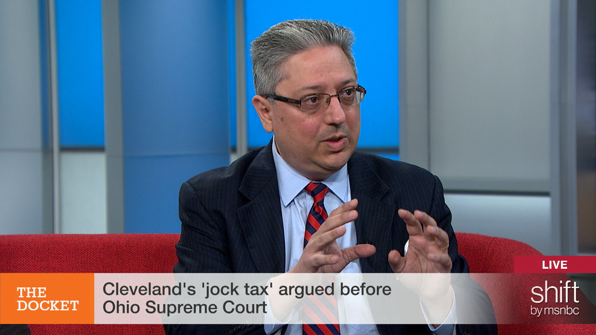 Is the 'jock tax' constitutional?