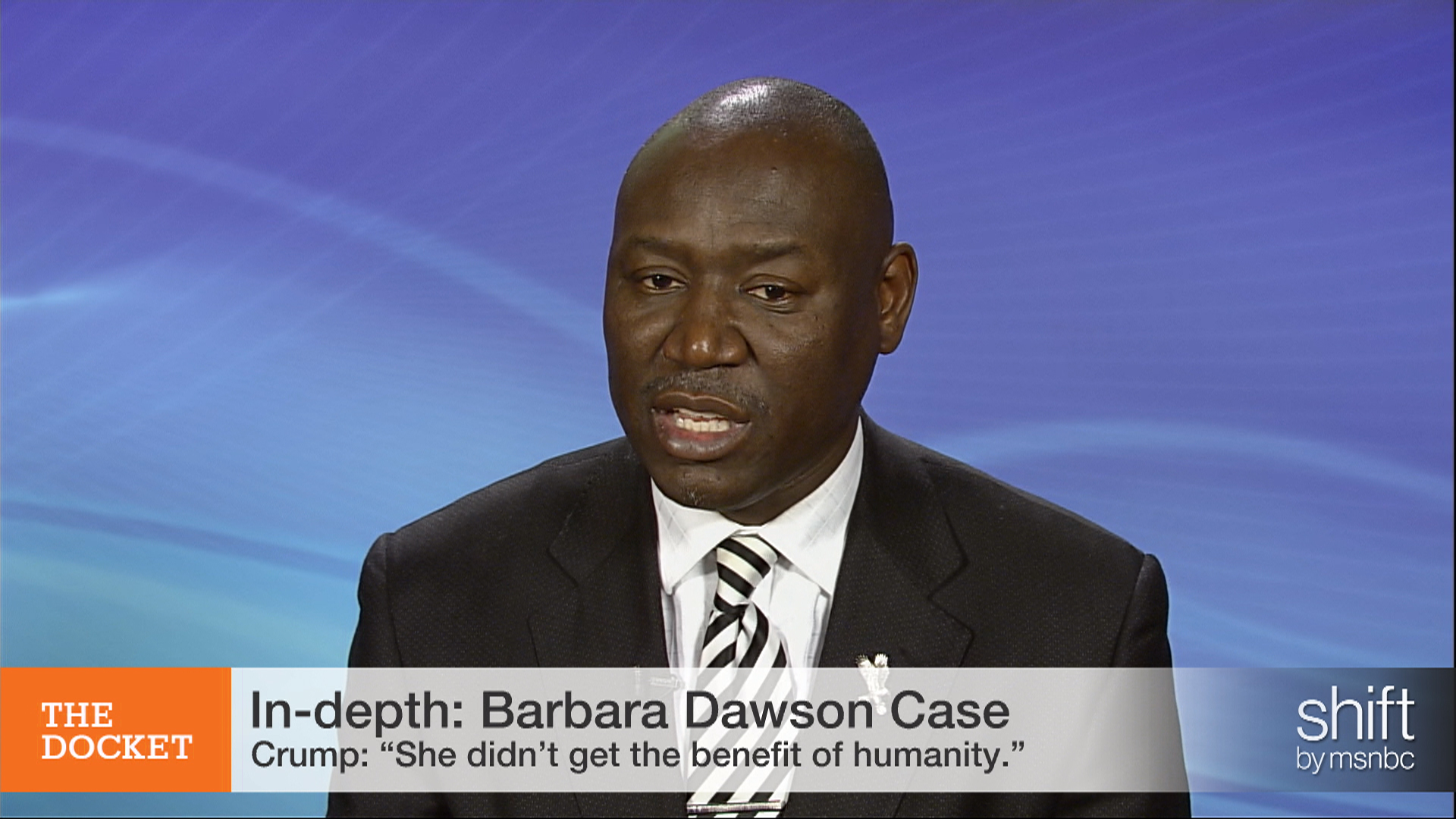 "Florida hospital put ""criminality above..."