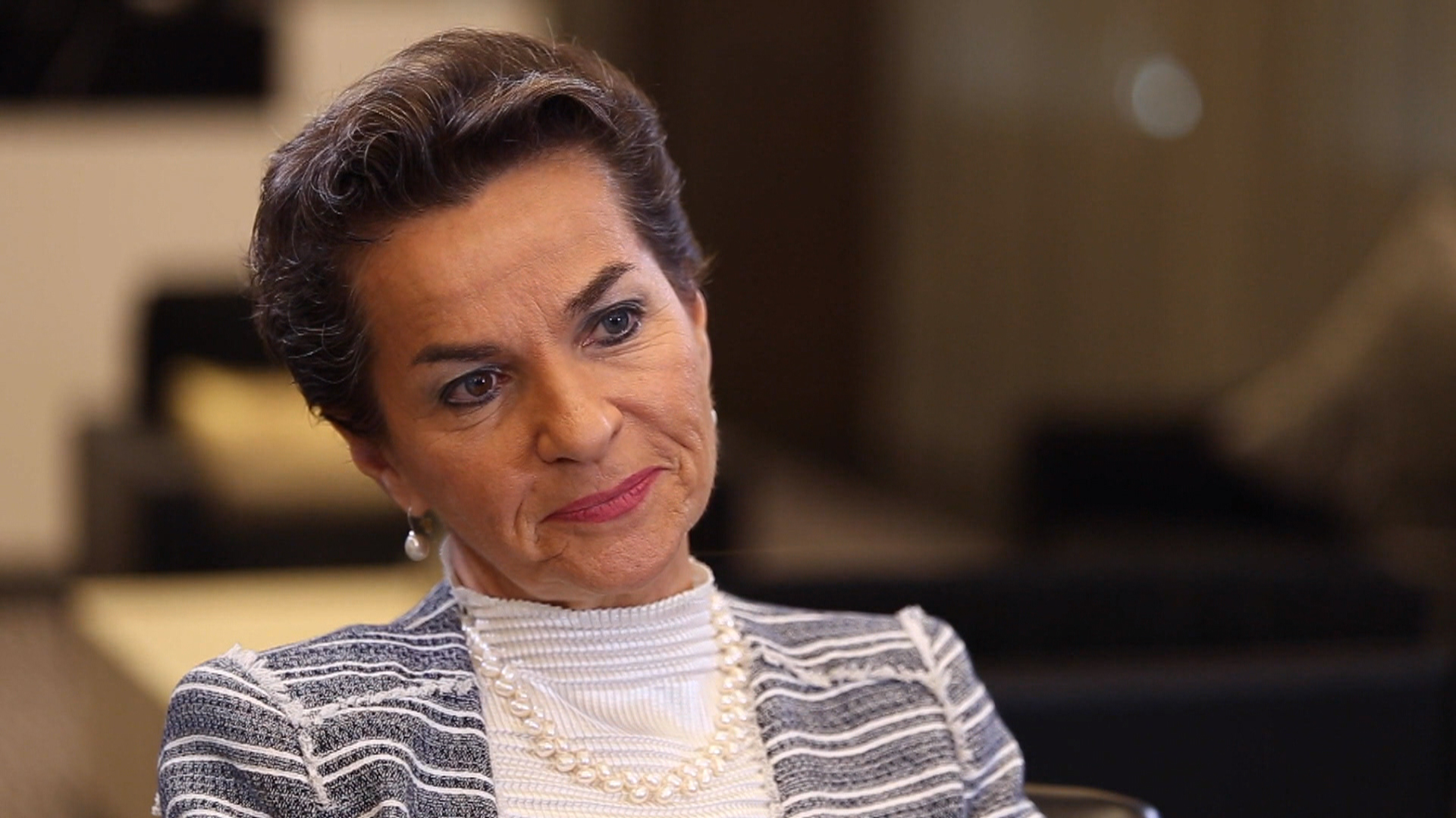 Figueres: 'It is about the fate of humanity'