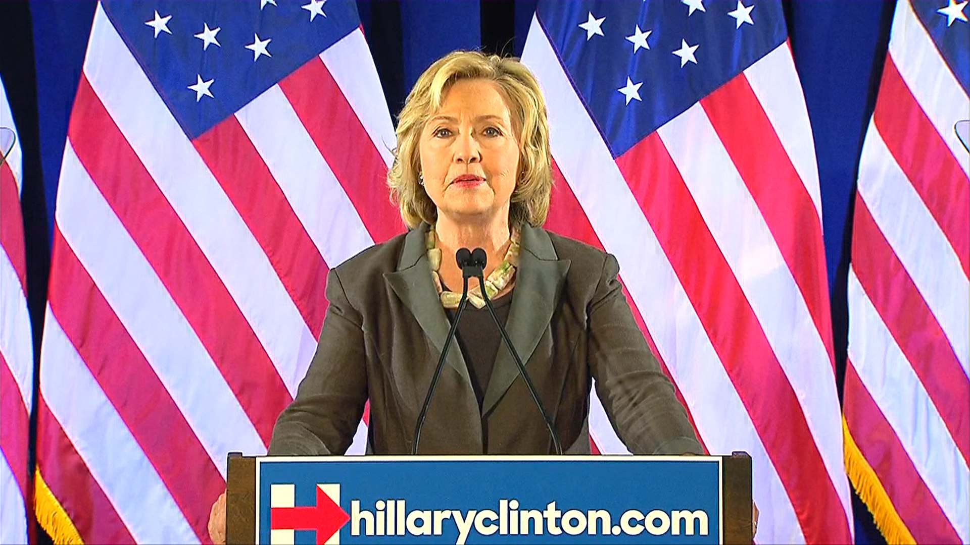 Hillary Clinton on 'inaccuracies' about...