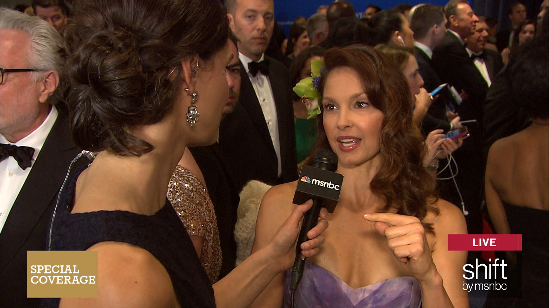 Ashley Judd on her 'rallying cry' op-ed