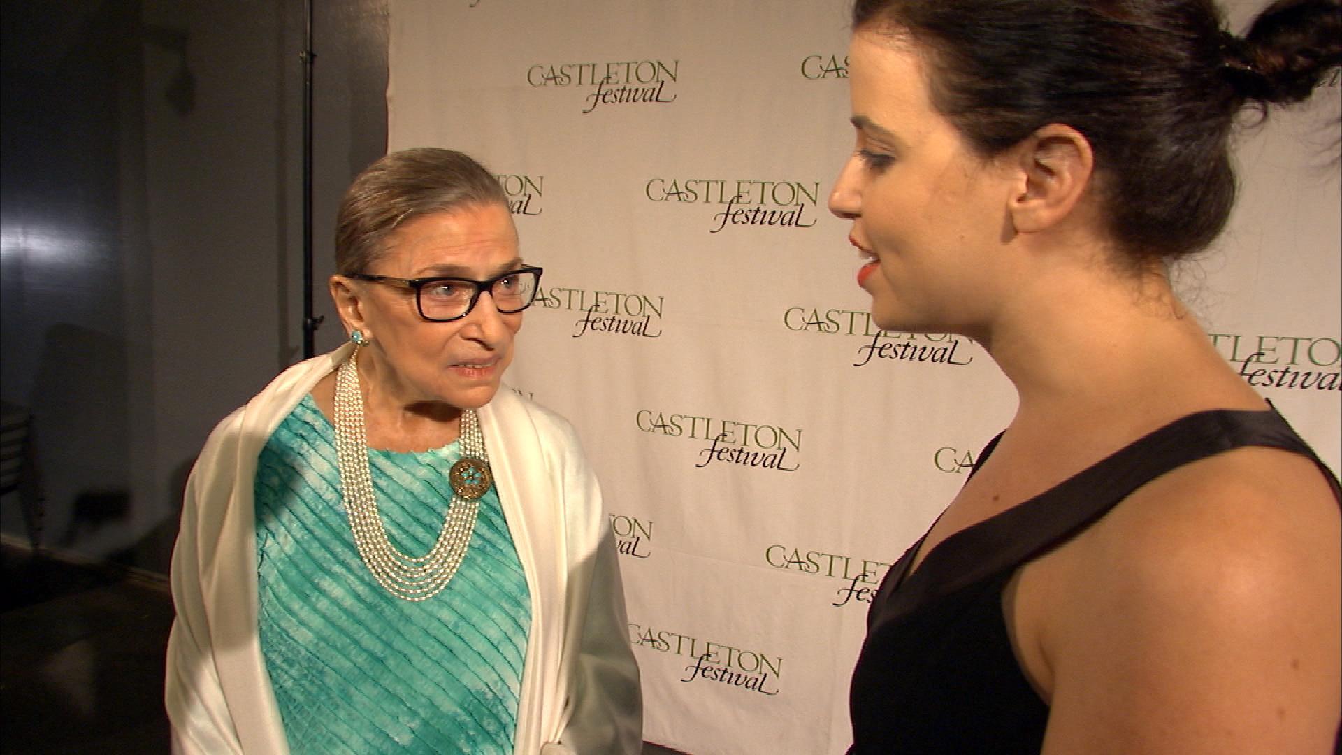Scalia, Ginsburg unite in taste for opera