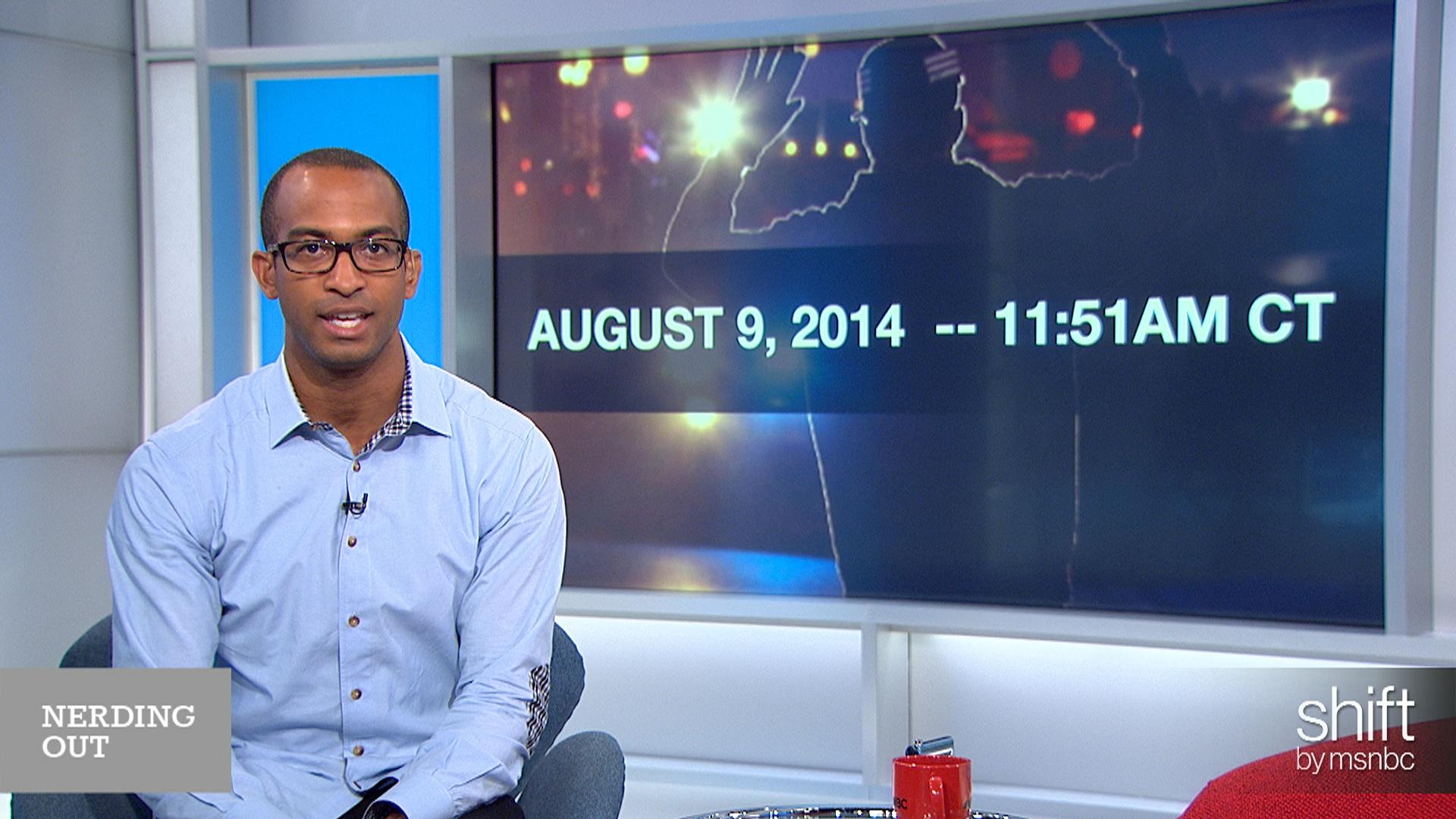 Timeline of civil unrest: Ferguson, MO