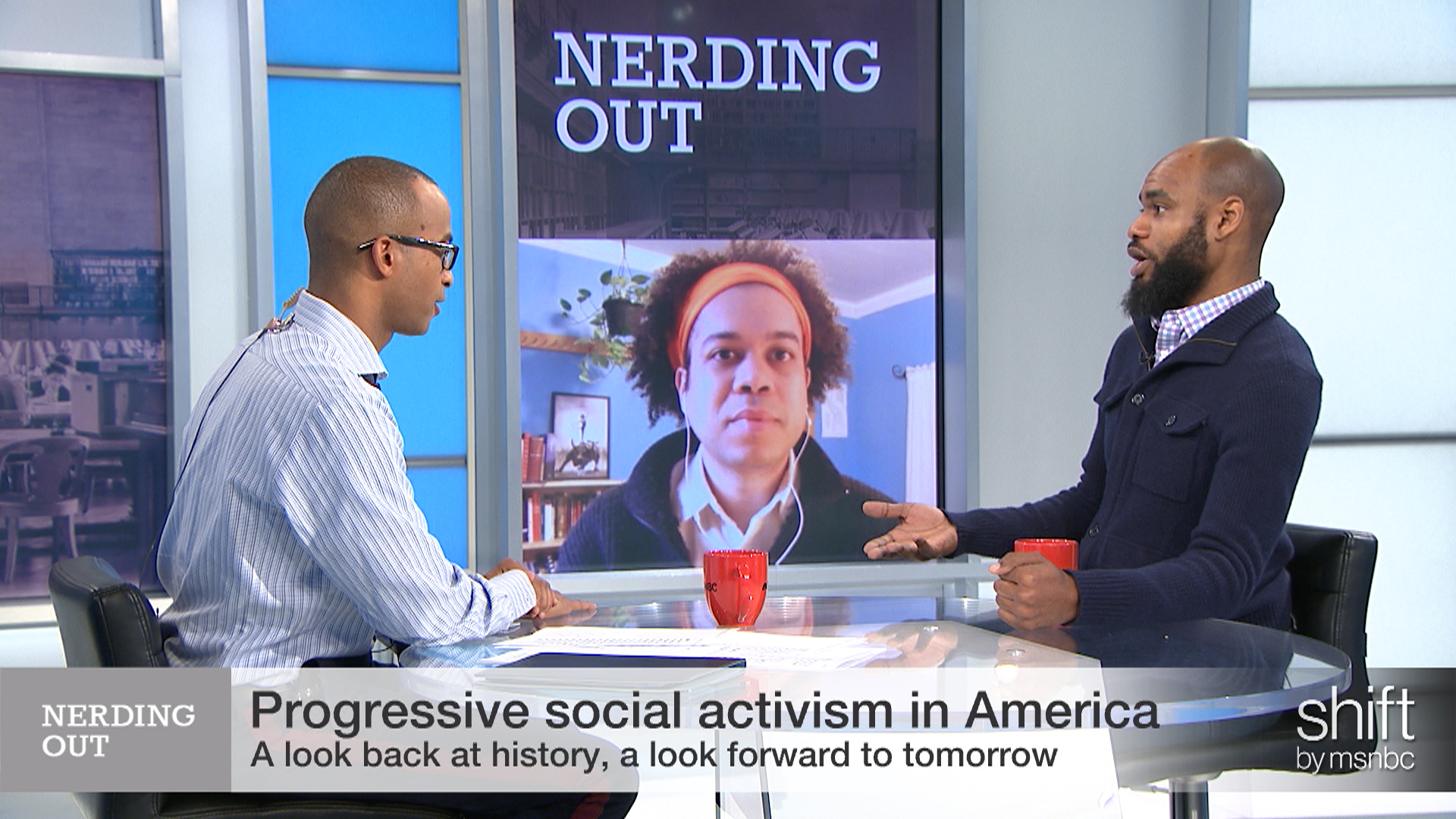 America's progressive activism, then & now