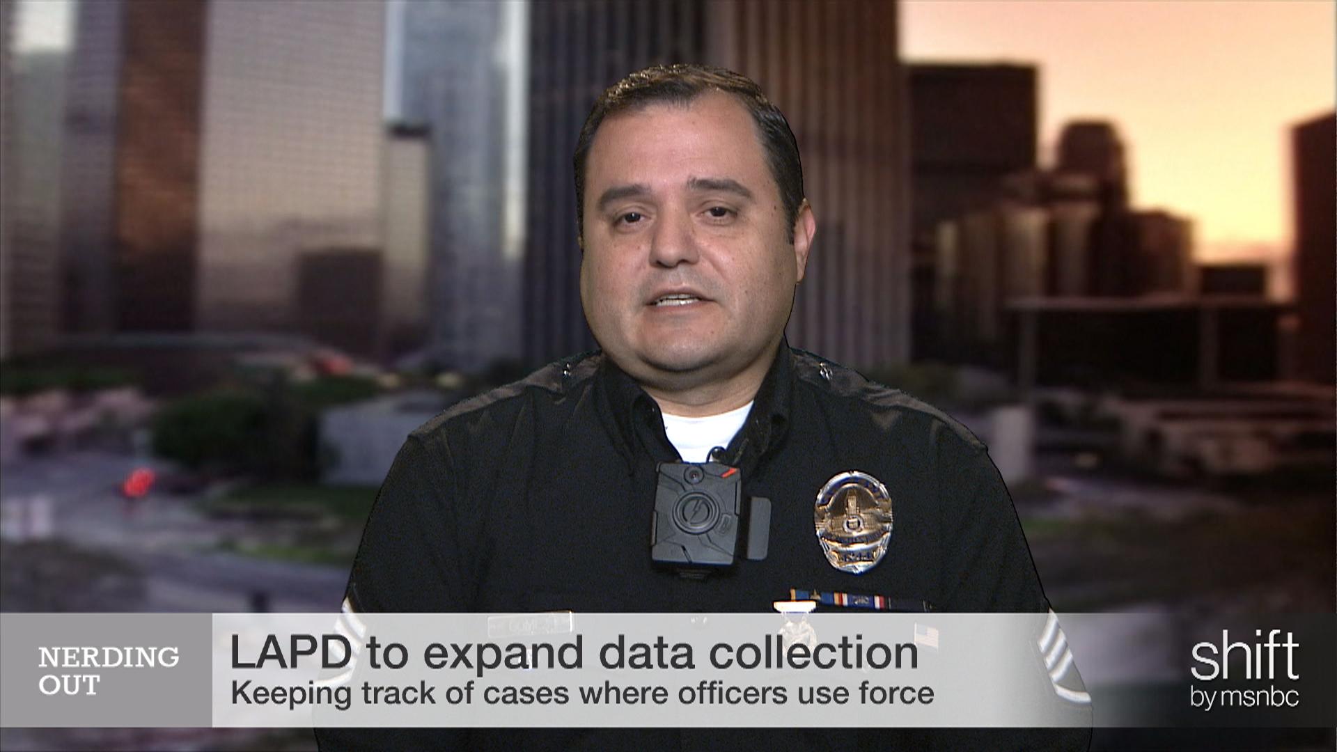 LAPD, Algorithms, Accountability & Evidence