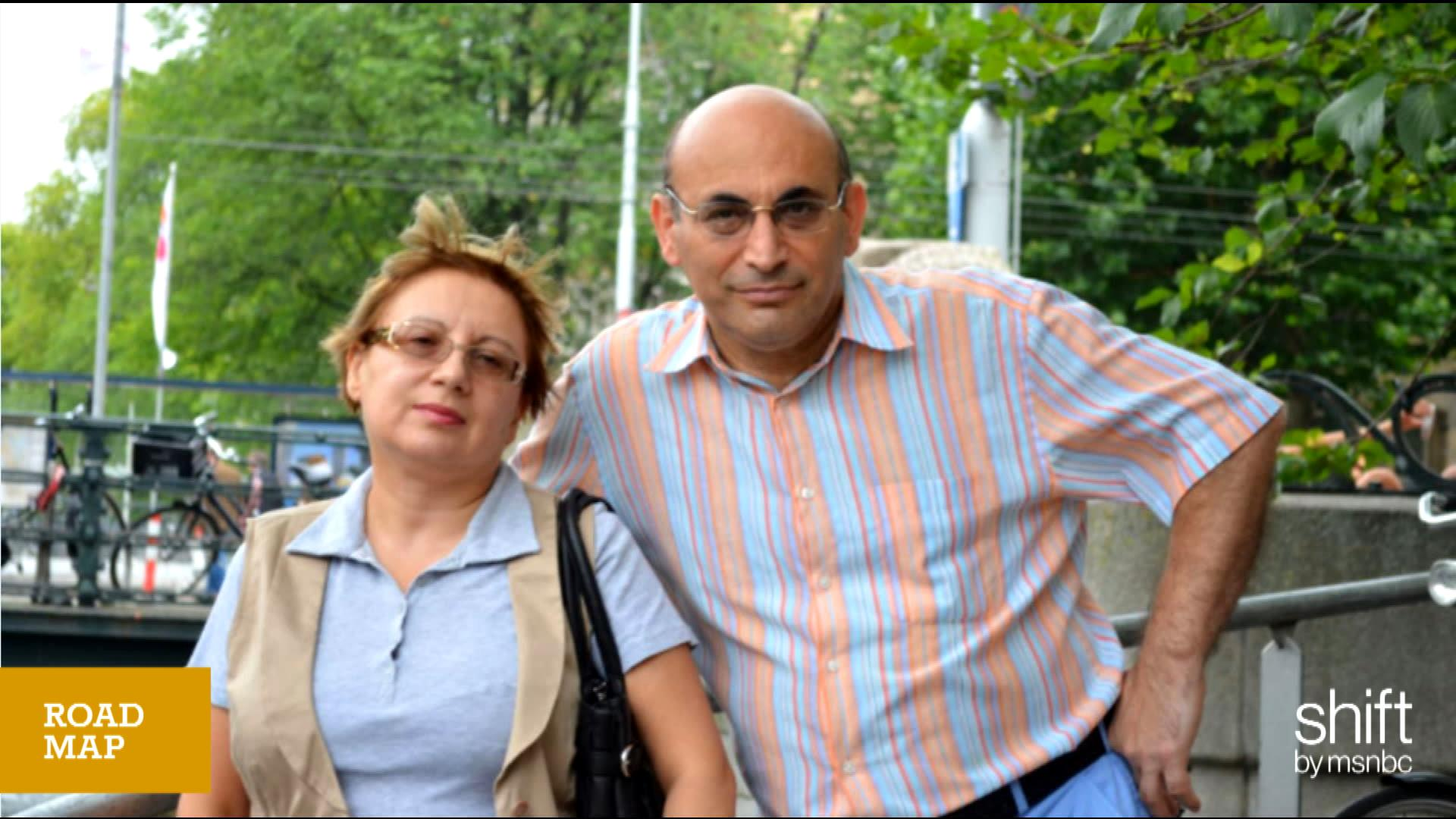 Couple's arrest in Azerbaijan prompts outcry