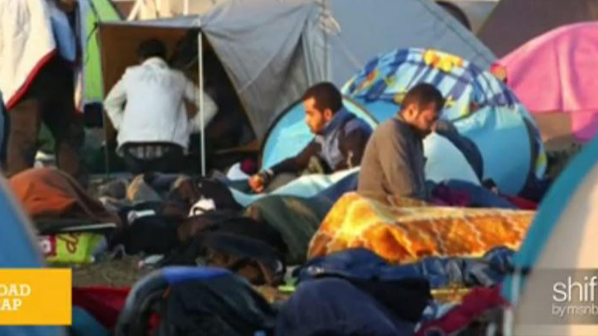 Europe deeply divided over influx of migrants