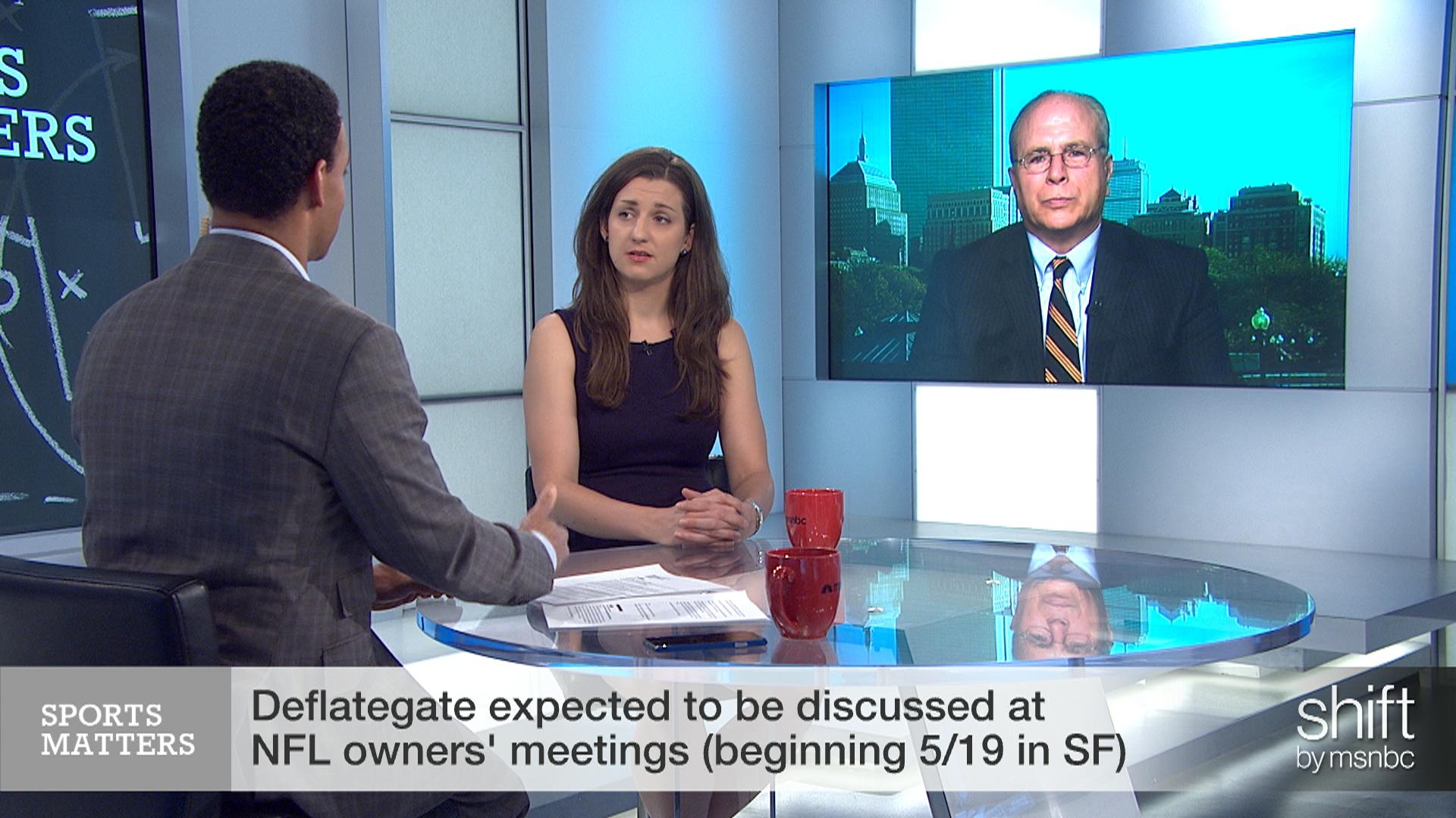 Deflategate settlement possibility?