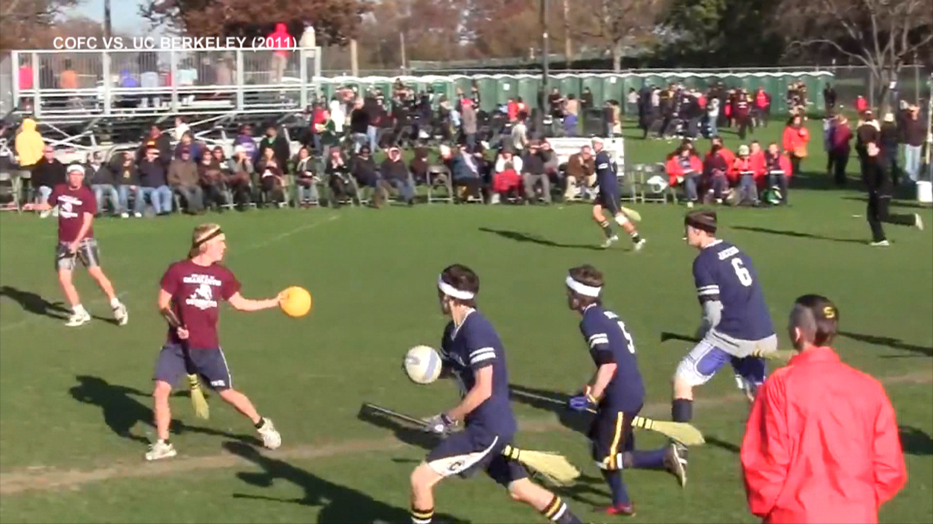 Quidditch leads campus gender-integration