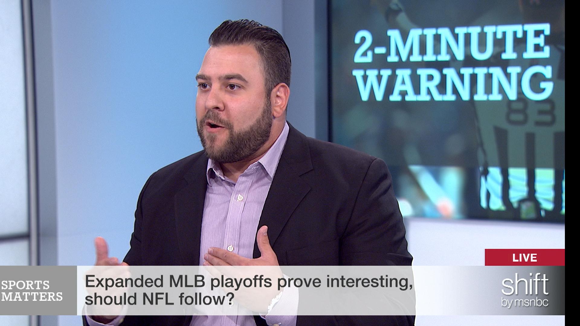 Perdebatan peringatan 2 menit: Apakah tempat olahraga aman? | MSNBC