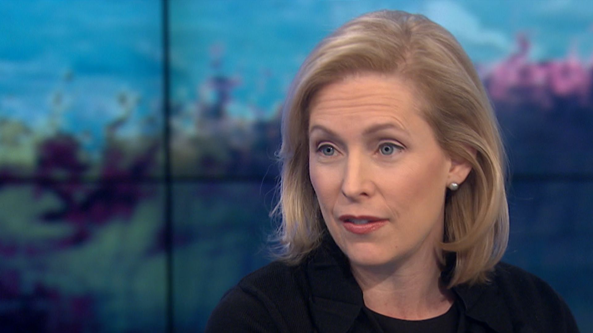 Kristen Gillibrand 'hopeful' for assault bill