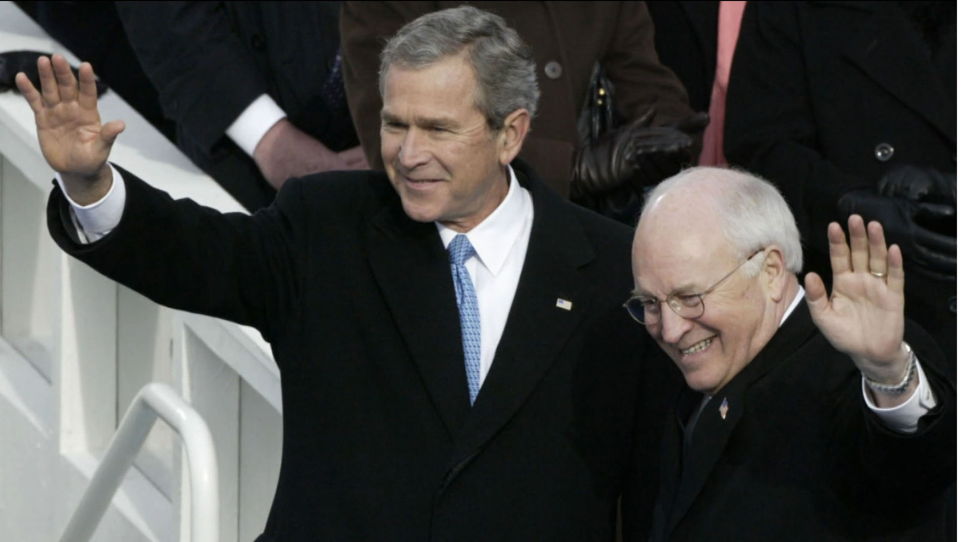 Bush and Cheney: What went wrong?
