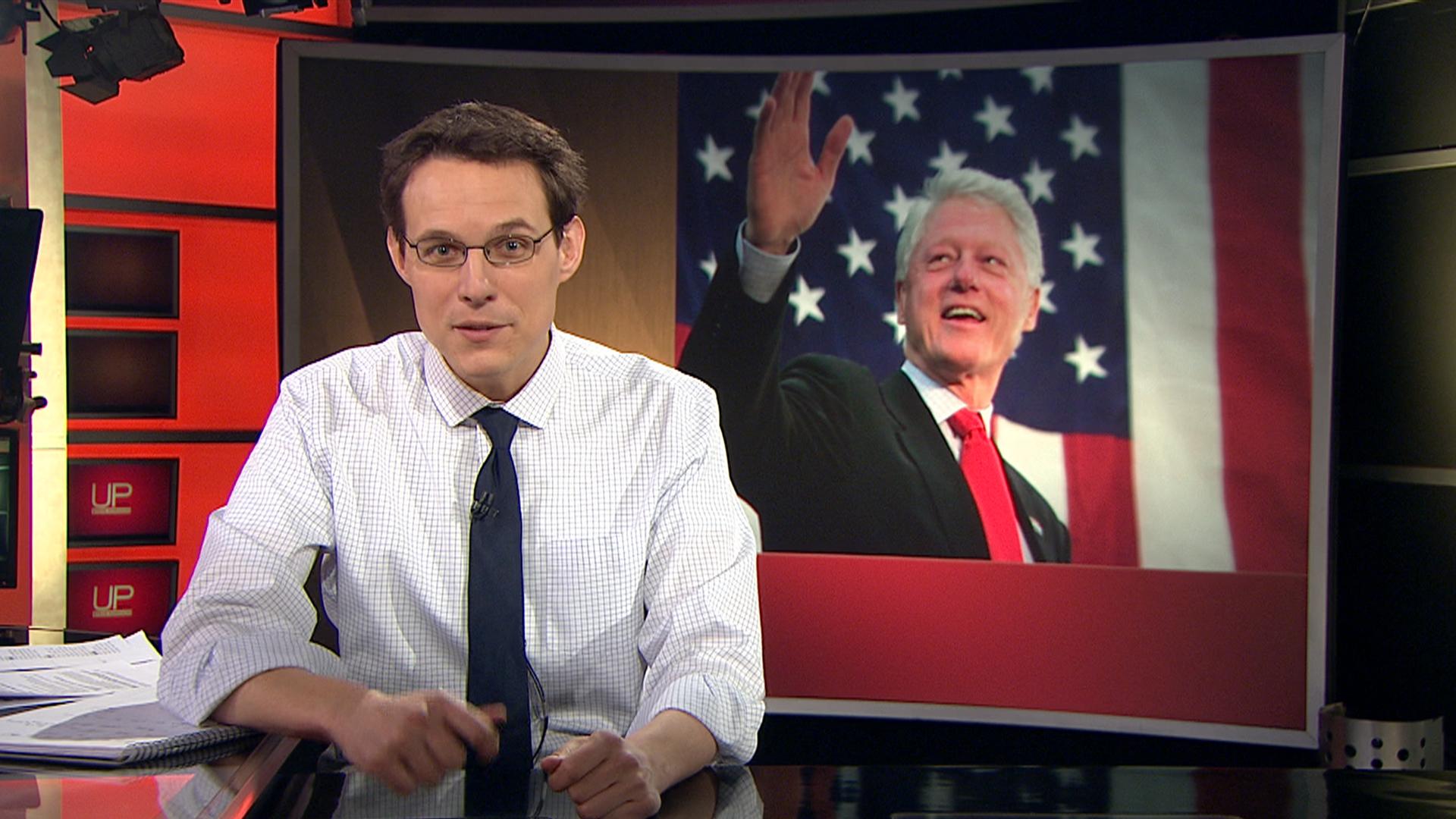 Can Republicans undo Bill Clinton's image?