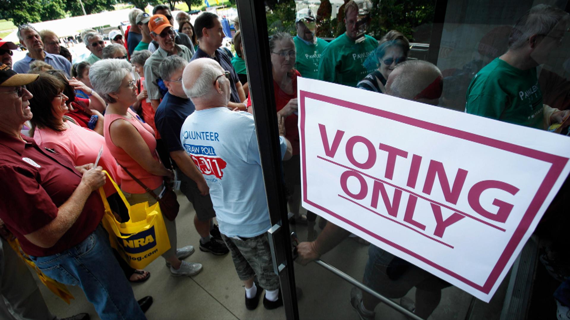 Iowa's politics has changed dramatically