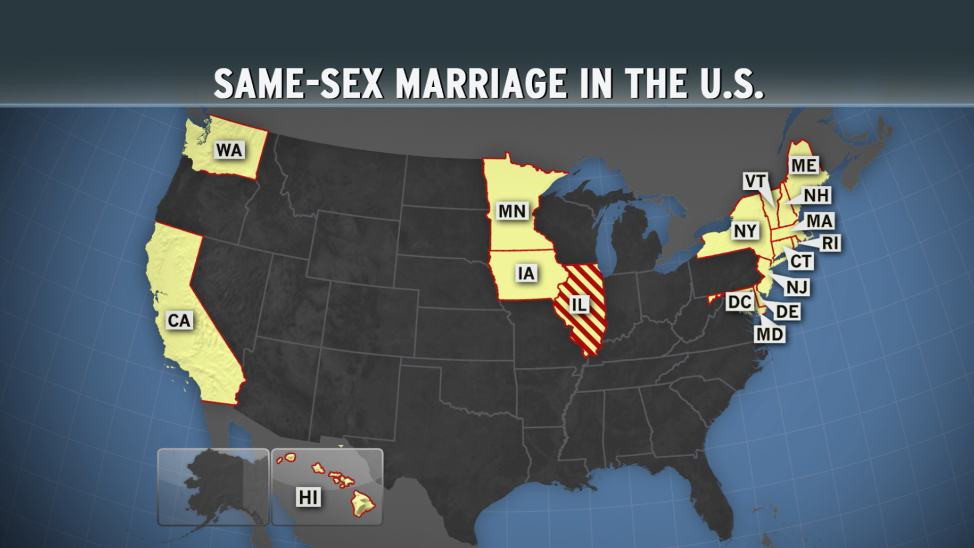 When will equality come to red states?