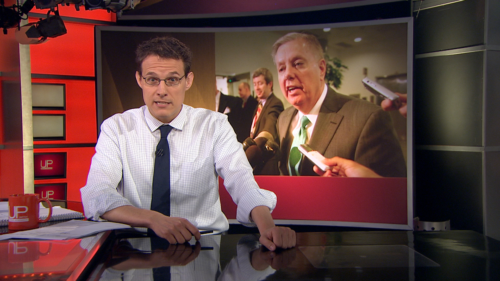 Sen. Graham fights for Obama's impeachment