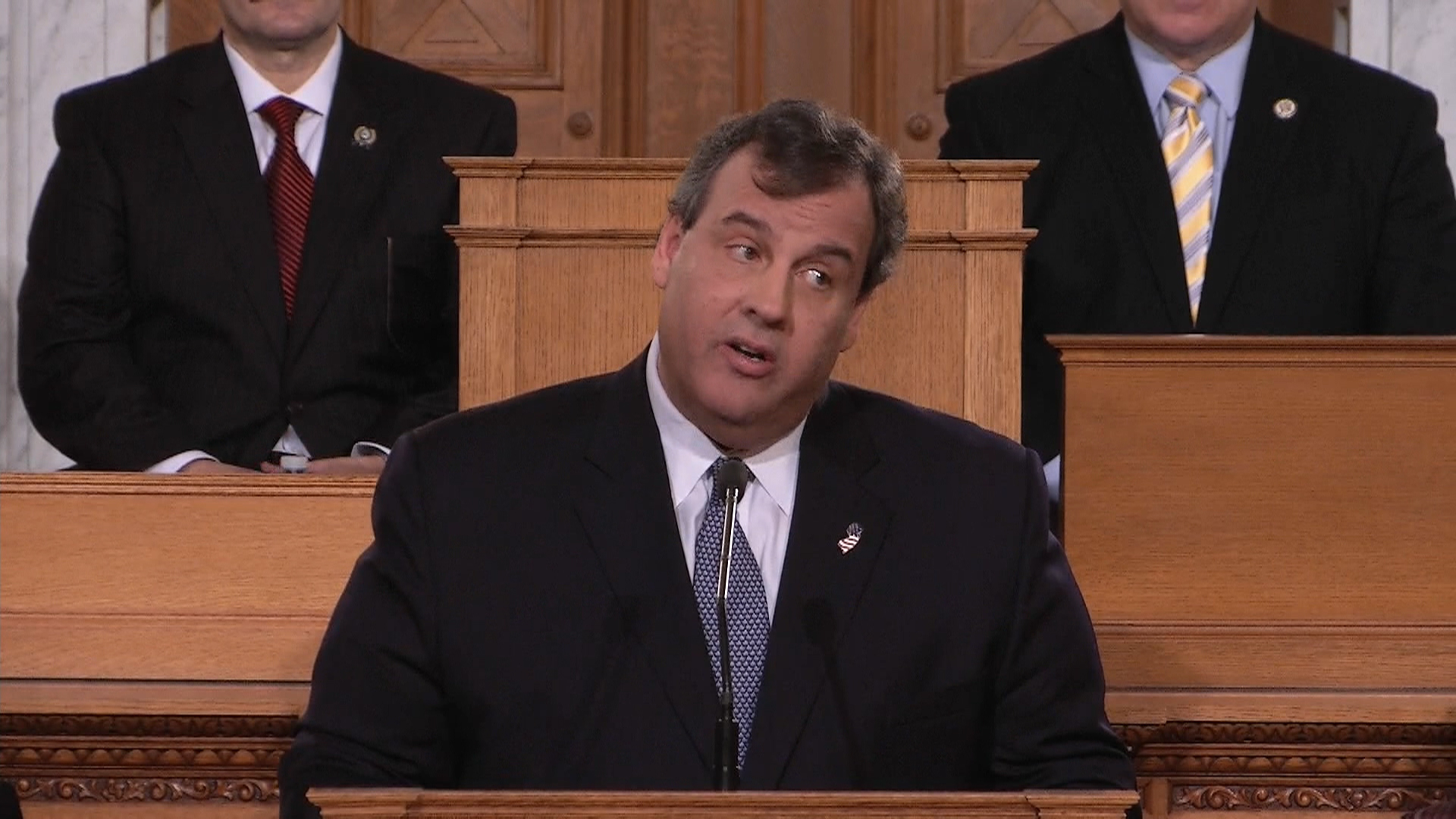 The state of Christie's scandal