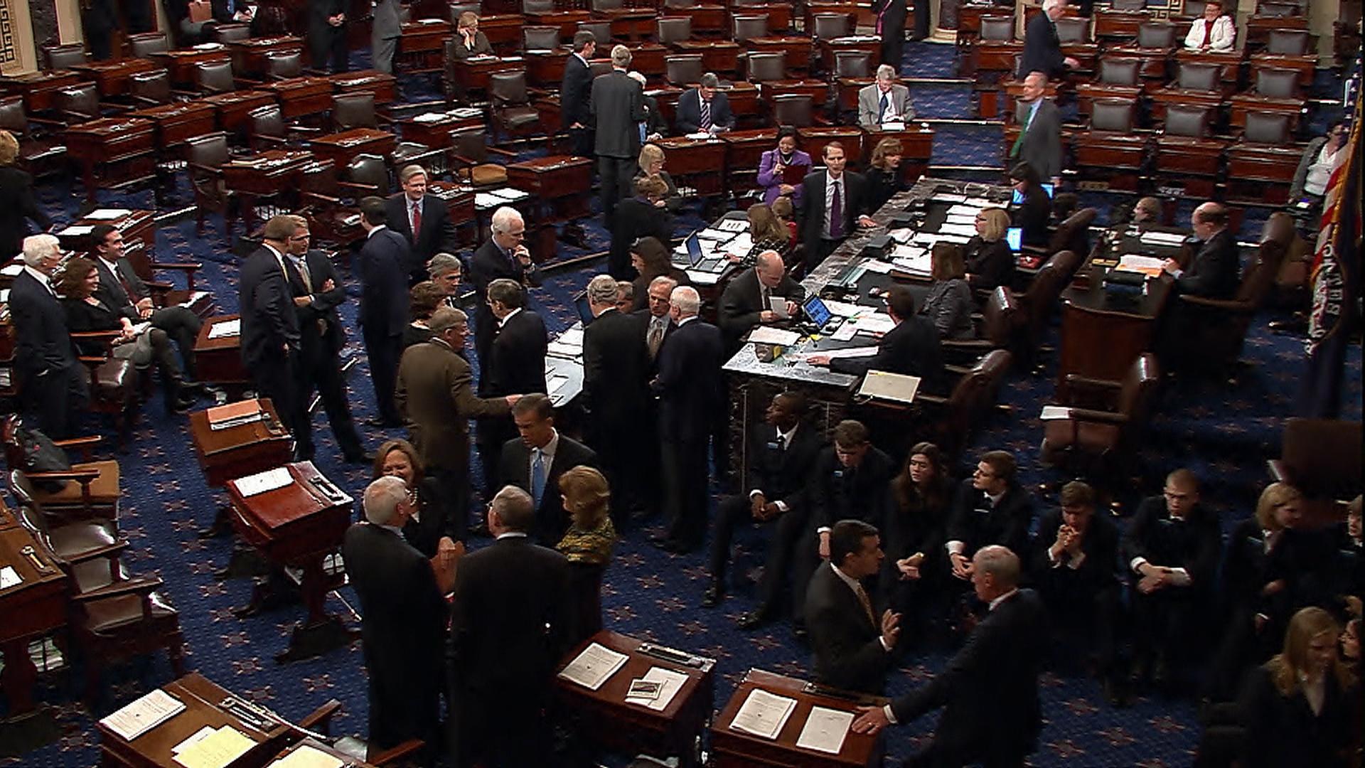 Senate approves debt limit hike