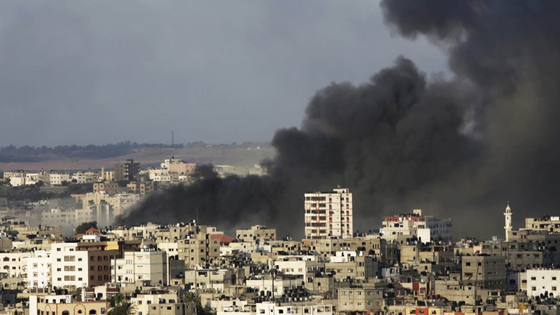 Bloody conflict continues in Gaza