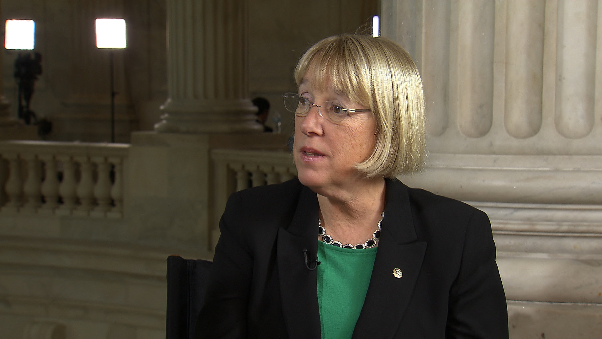 Sen. Murray: Too many people left behind