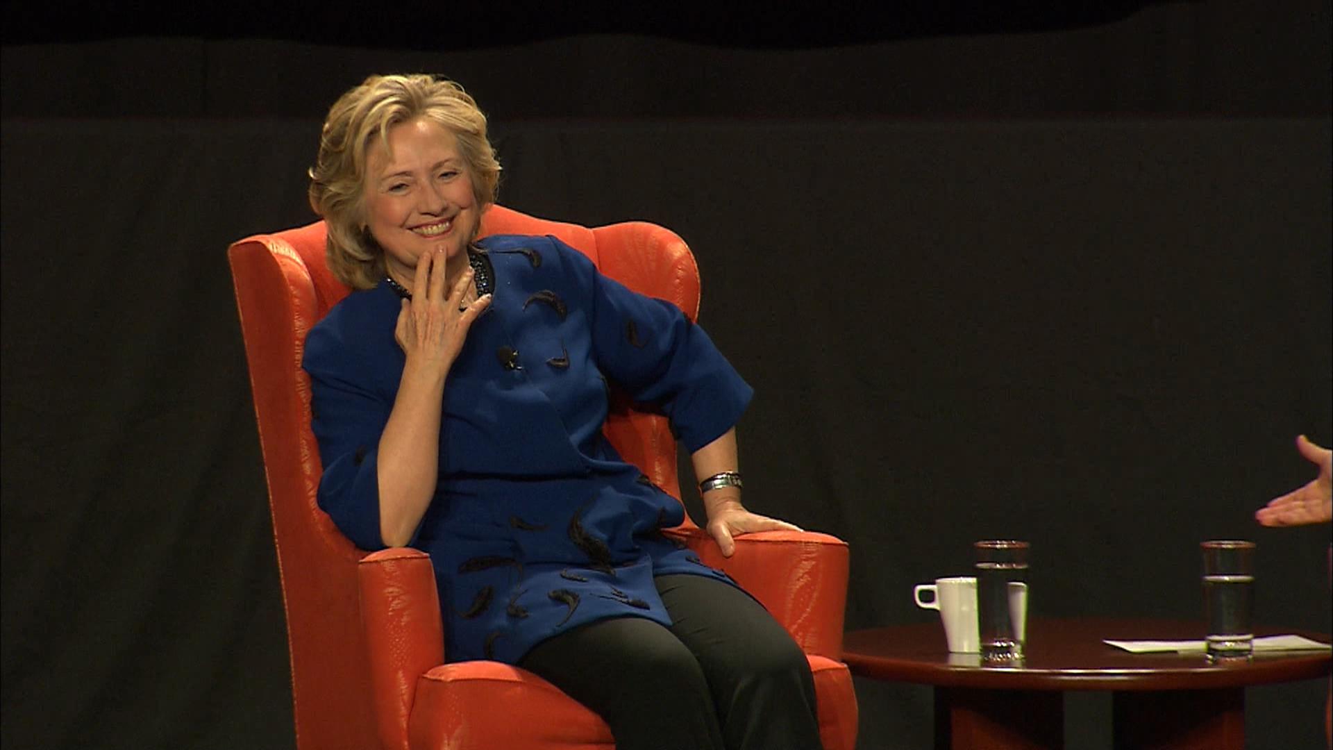 A peek into the Clinton X-files