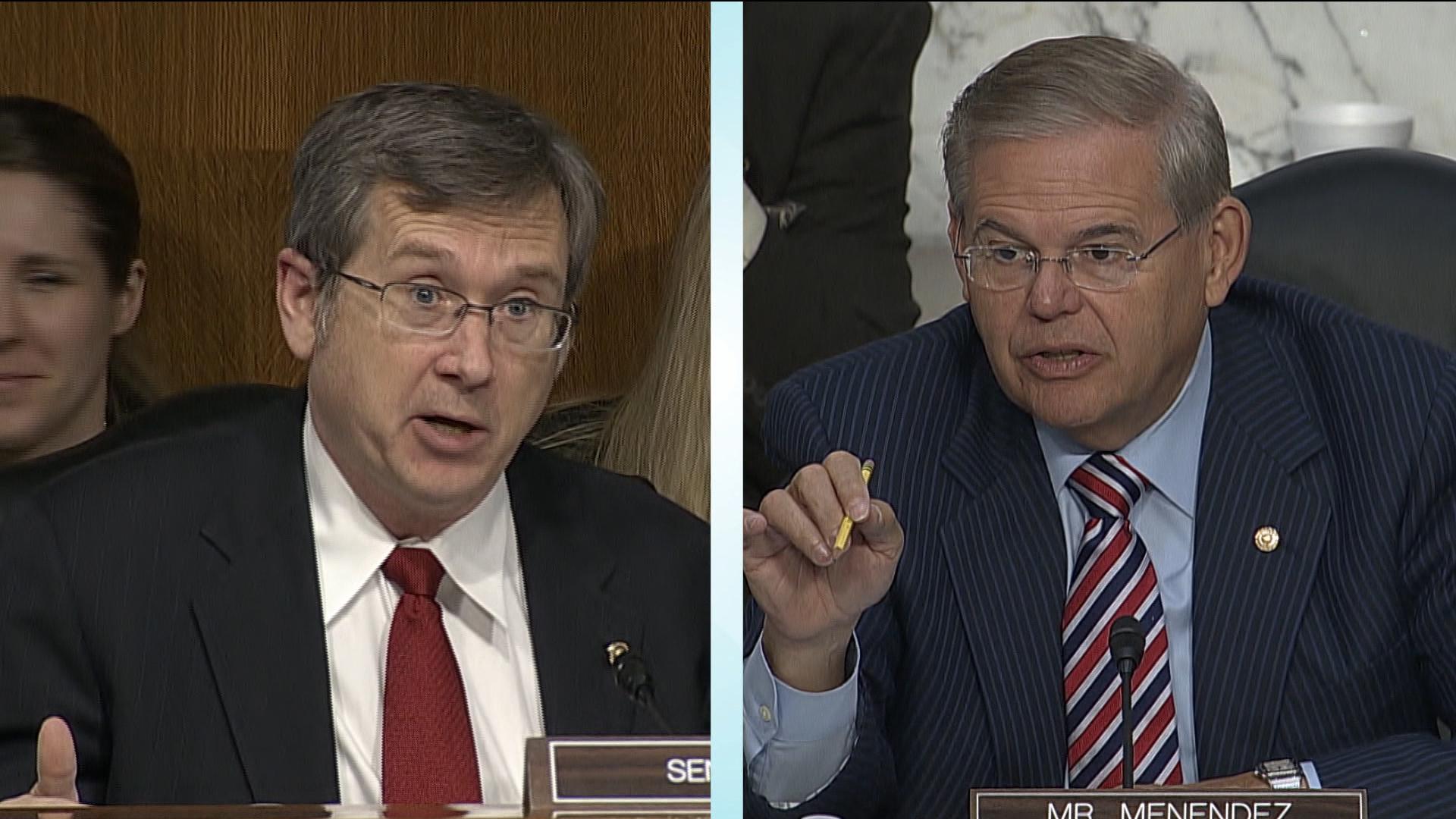 Could Senate hardliners torpedo Iran deal?