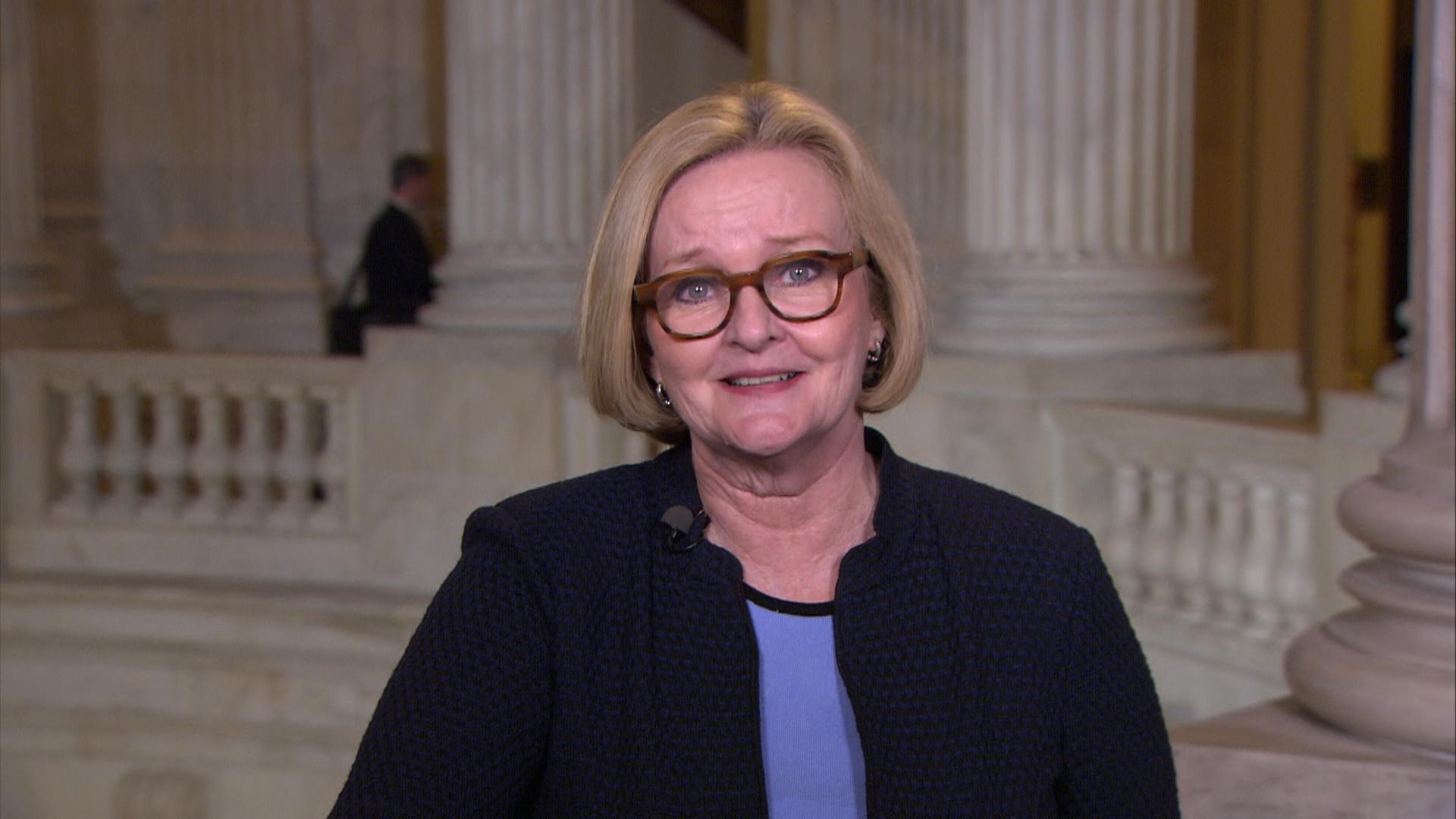 McCaskill pens military sexual assault bill