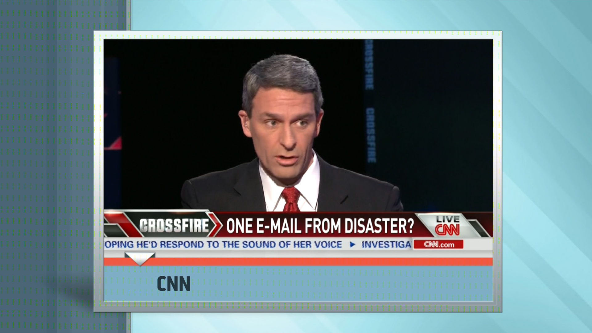 Cuccinelli on Christie: Perception is reality