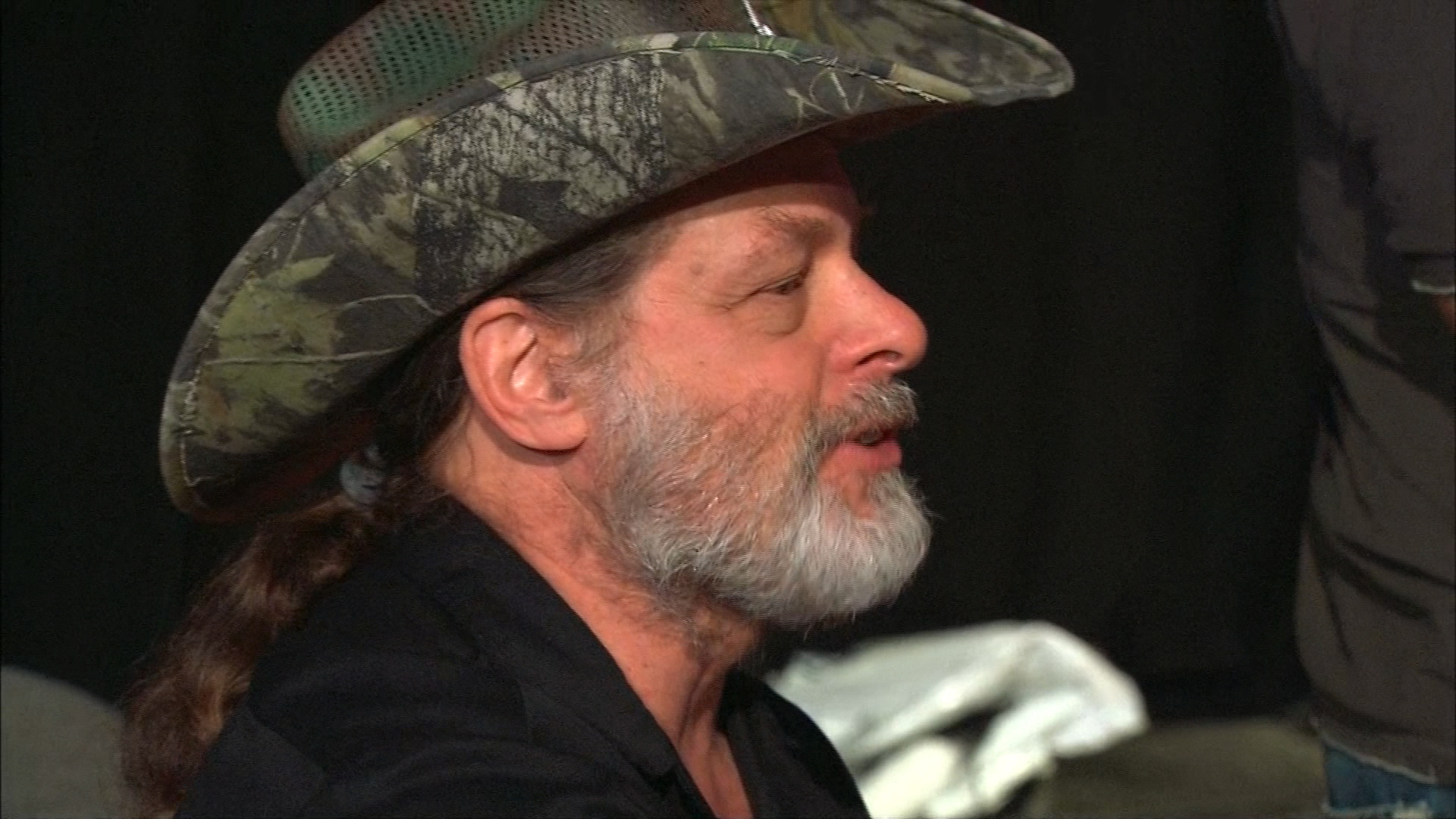 Ted Nugent's racist rant